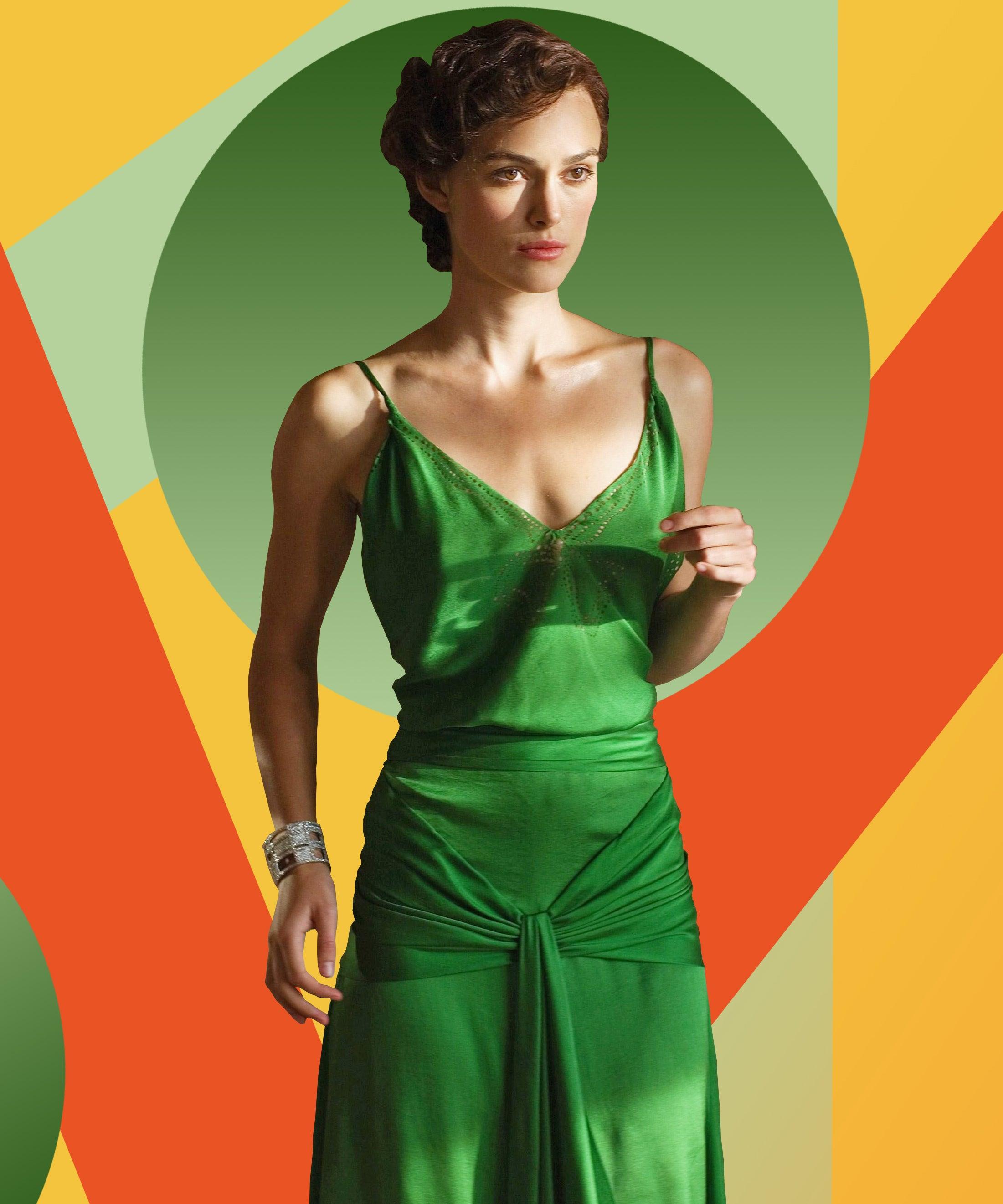 The Subversive Allure Of A Good Green Dress