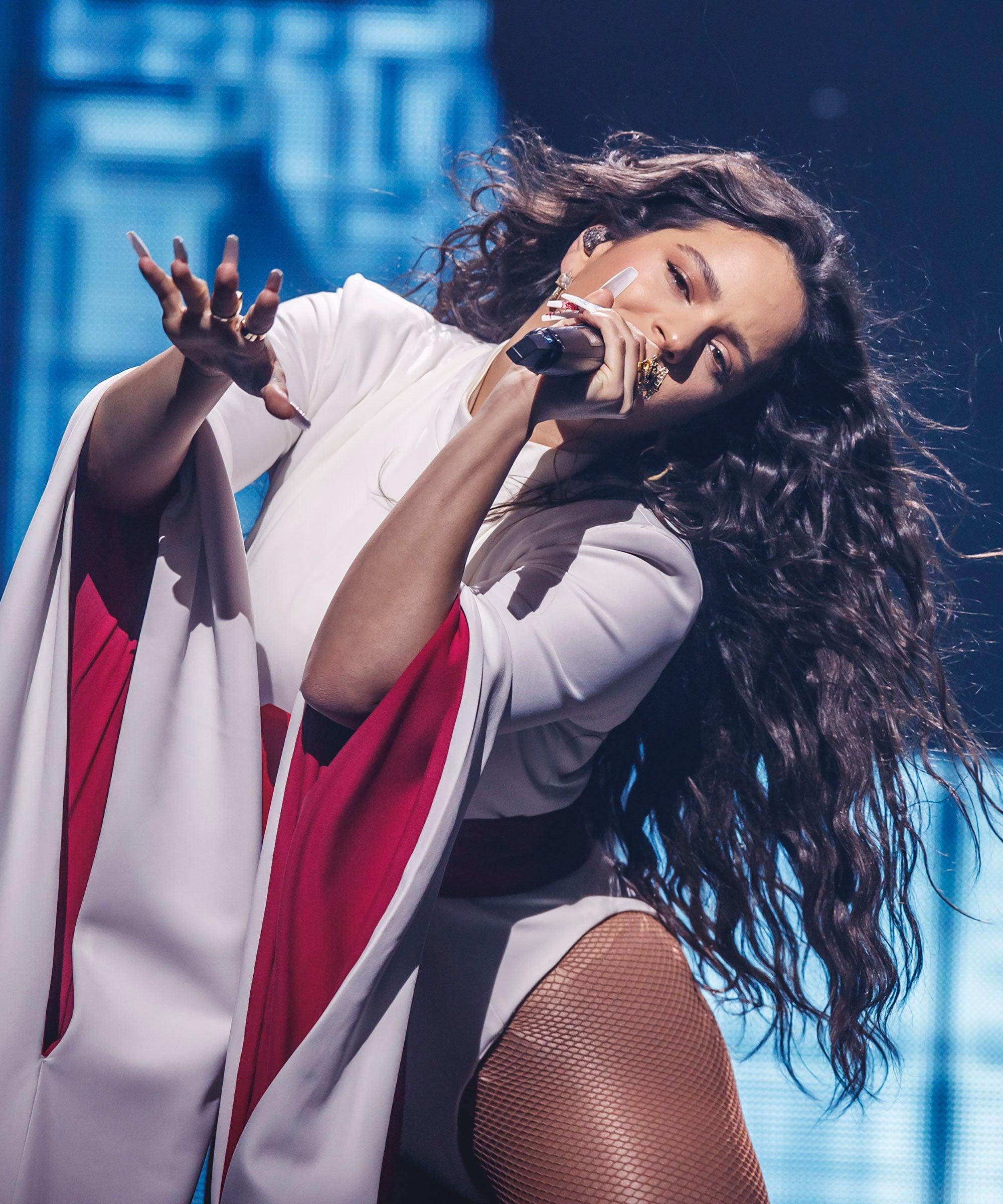 Who Is Rosalia Grammy Awards 2020 Performance