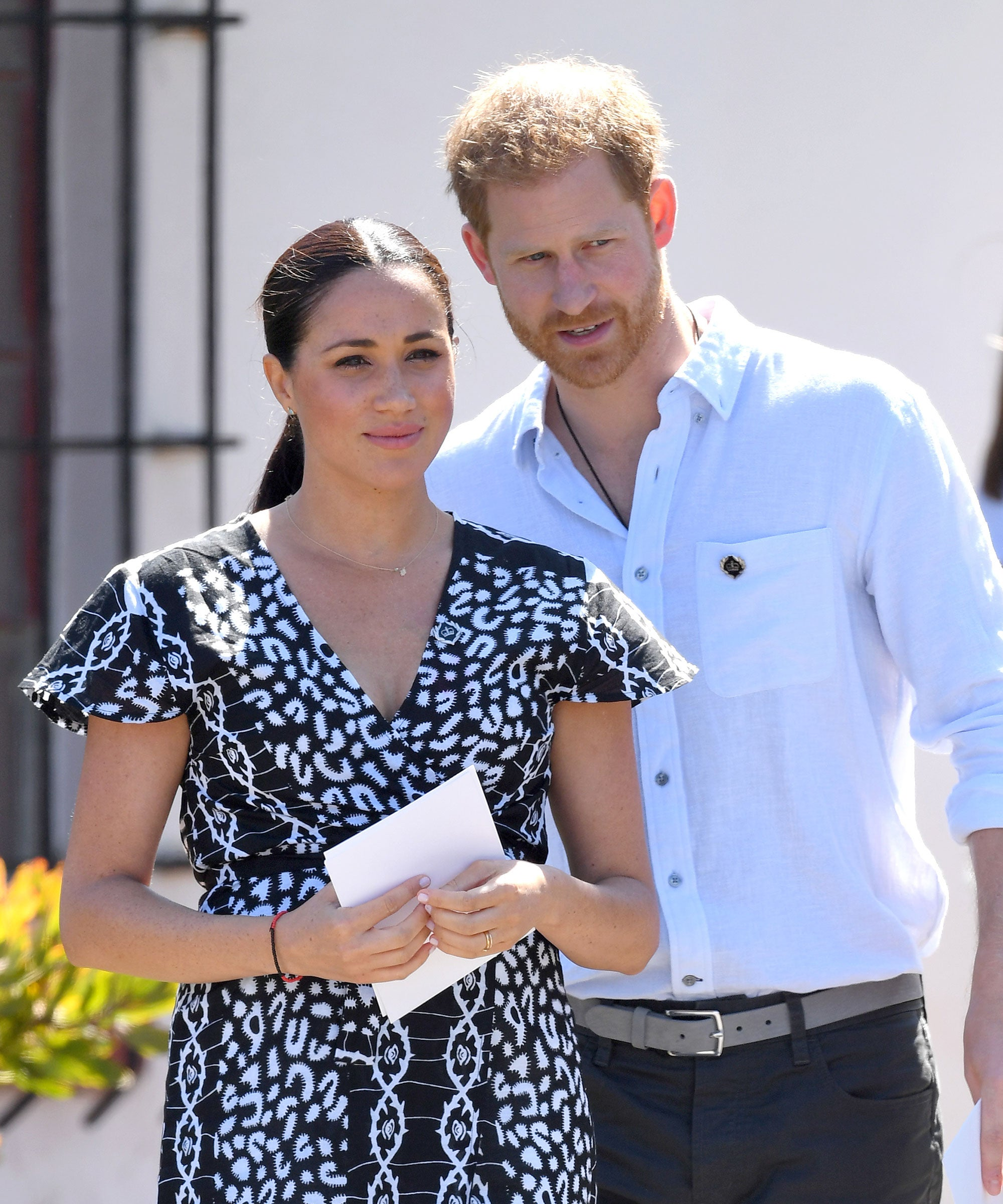 Prince Harry & Meghan Markle's Bid To Trademark Sussex Royal Is Being Challenged