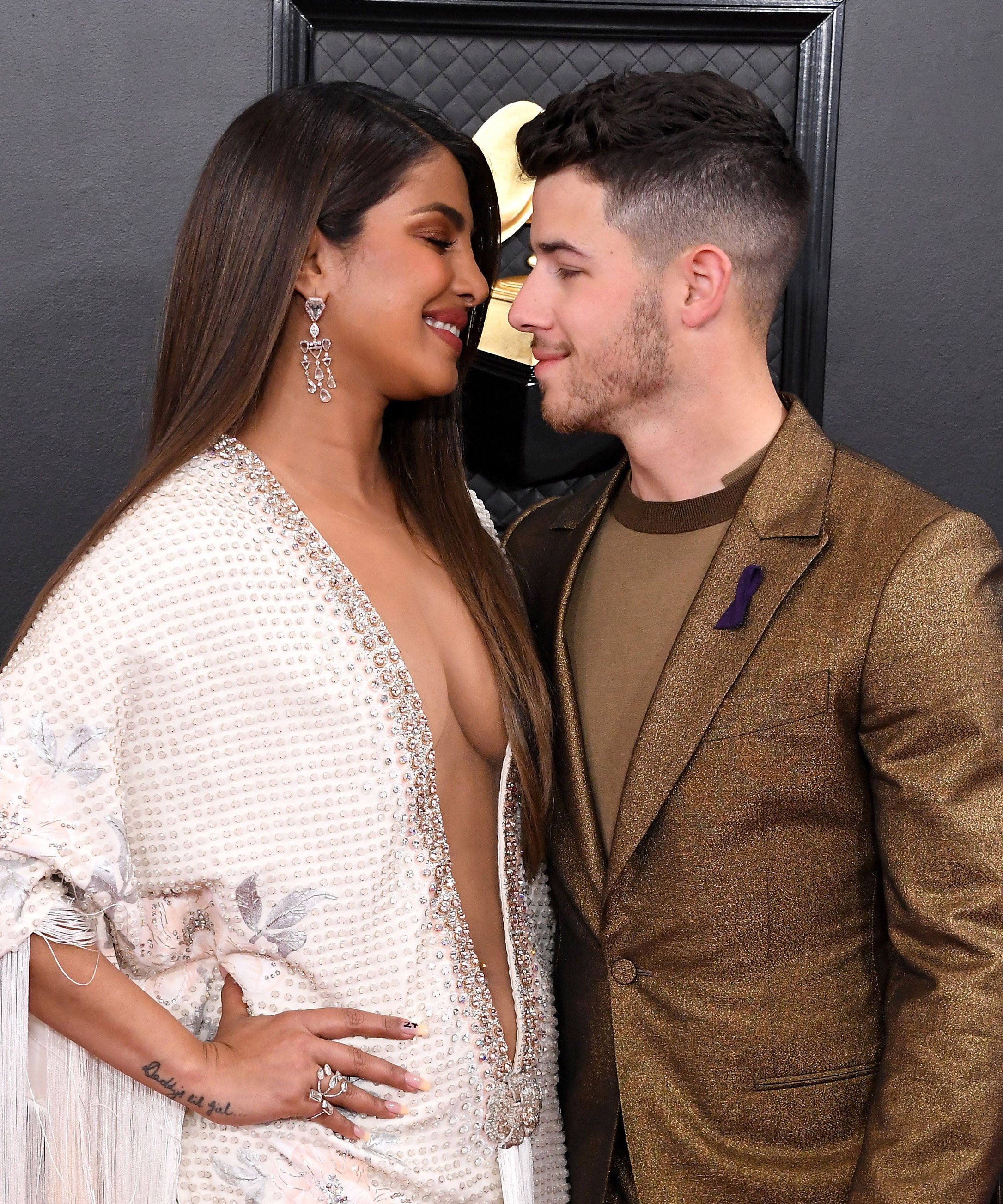 The Cutest Couples On The 2020 Grammys Red Carpet