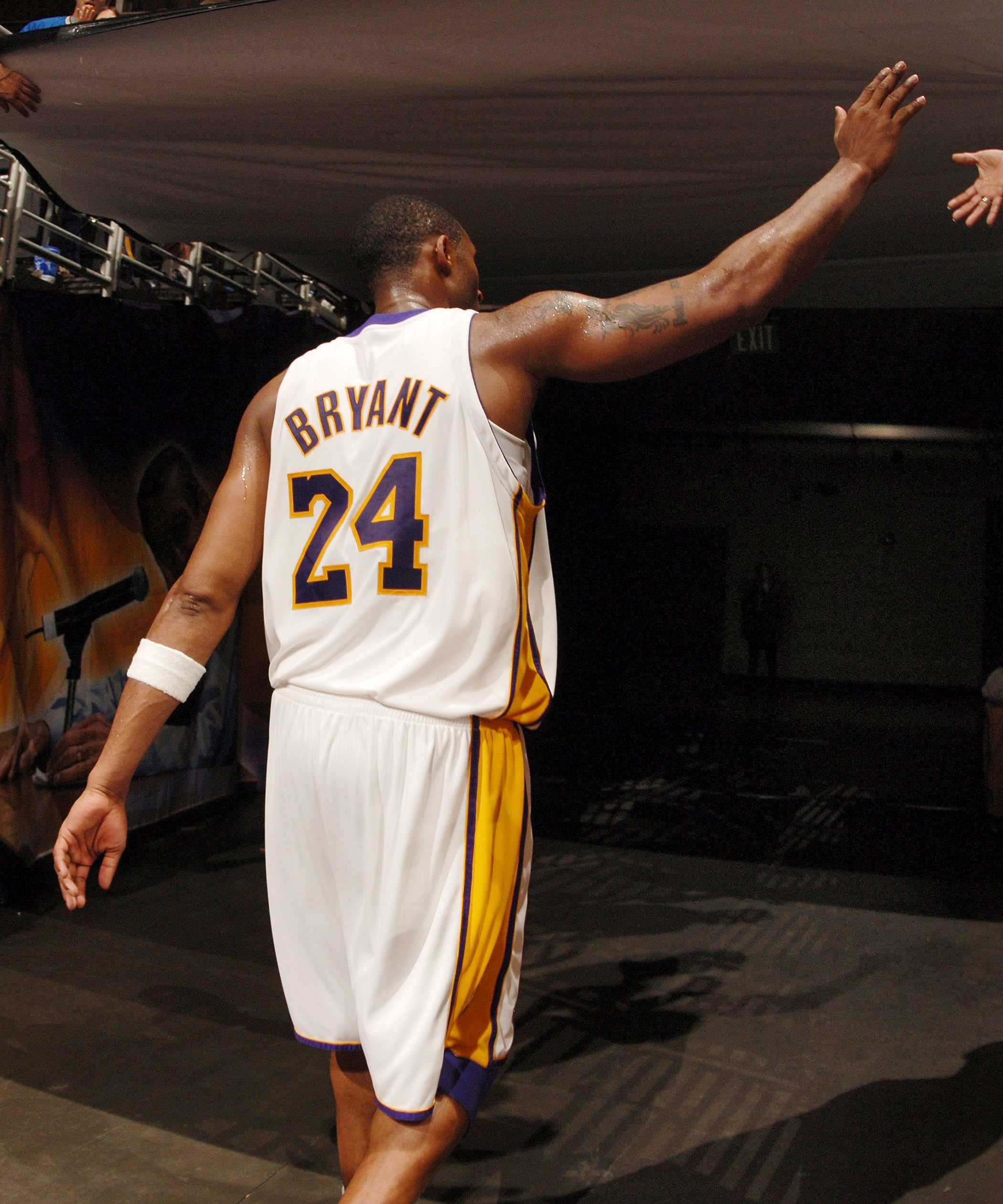 Kobe Bryant Fans Created A Petition To Make Him The New NBA Logo