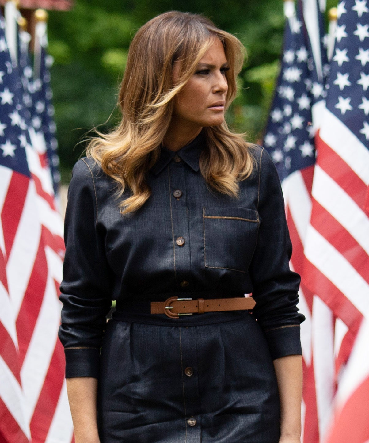 Impeachment Season Is Going Strong — But, Where Is Melania Trump?