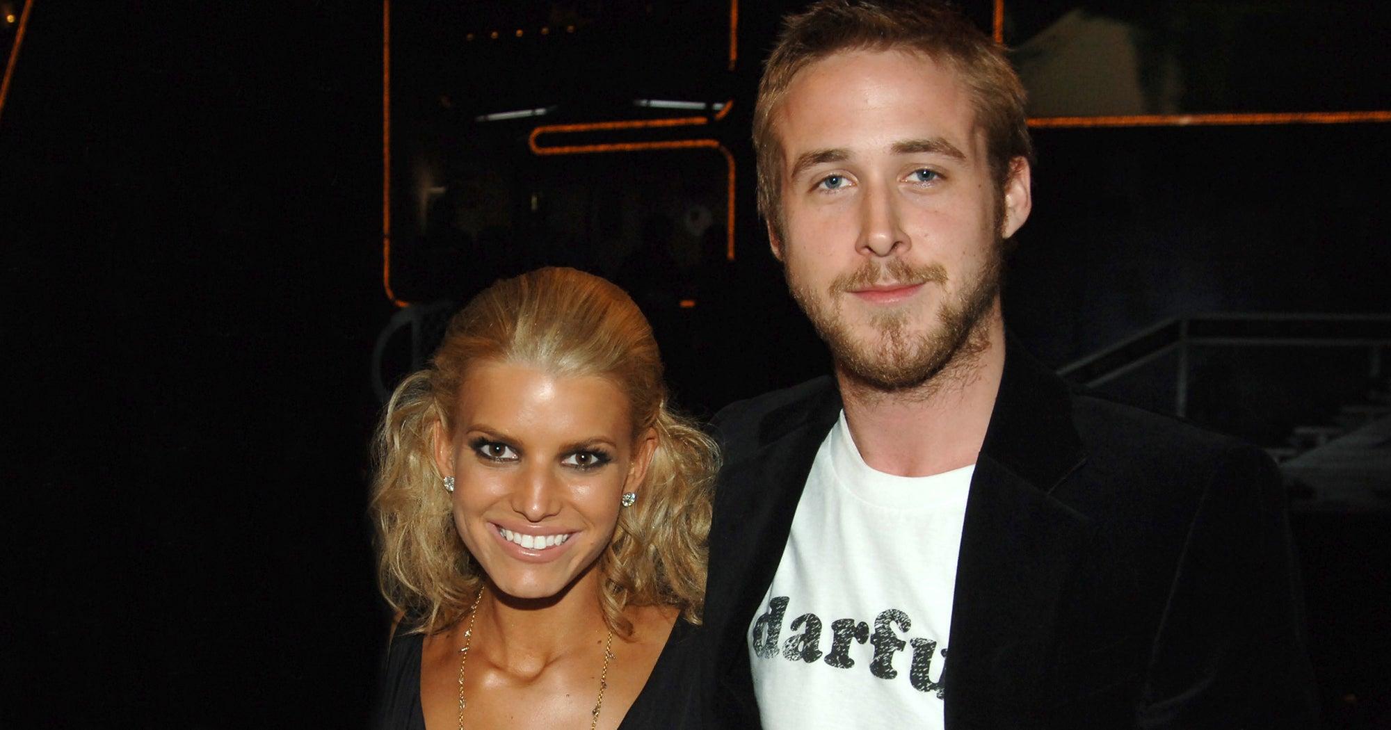 Justin Timberlake Ryan Gosling Kissed Jessica Simpson