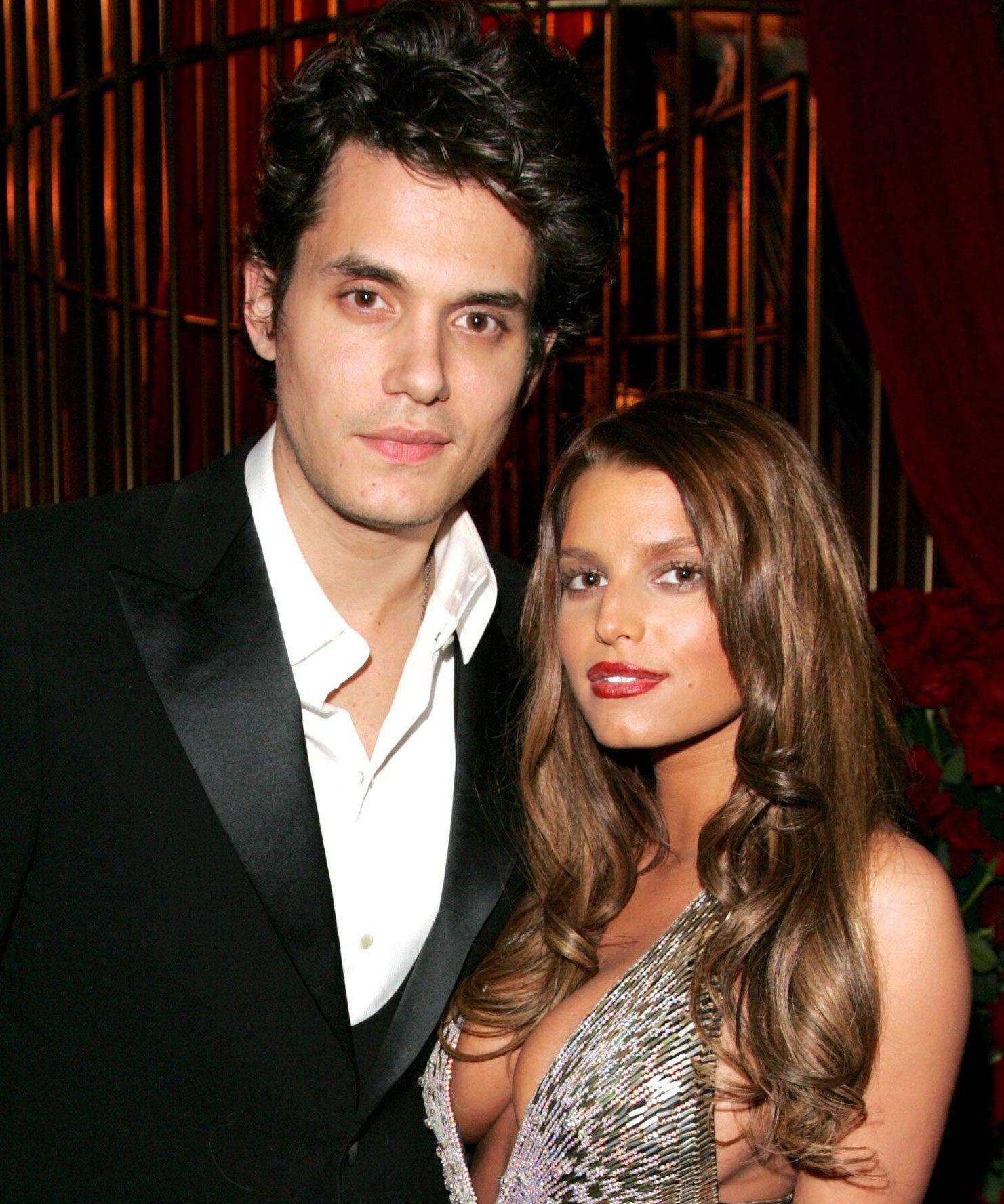 John Mayer teria pegado Perez Hinton quando namorava Jéssica Simpson (Foto: MATT BARON/BEI/SHUTTERSTOCK)