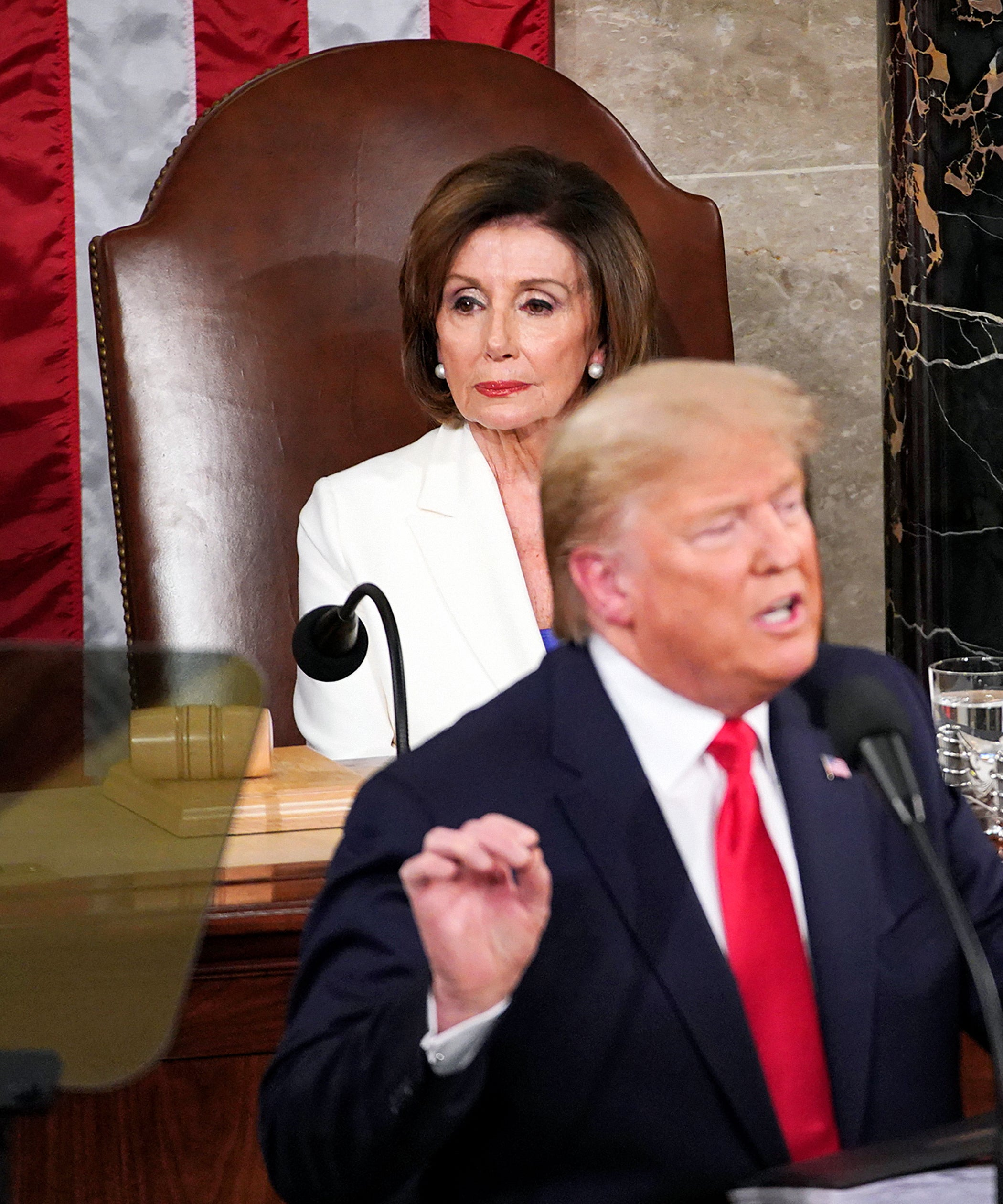Nancy Pelosi Ripping Trump's SOTU Speech Had More Meaning Than You Think