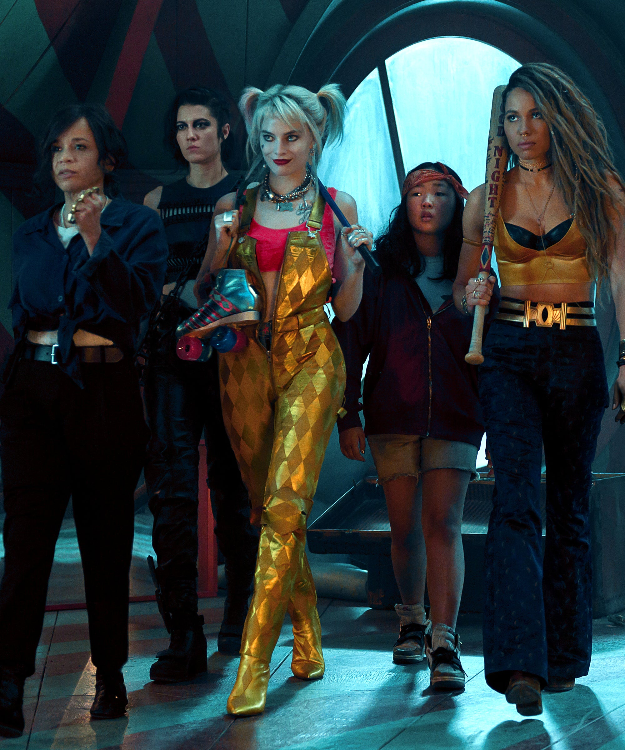 Who S Who In The Birds Of Prey Characters Guide
