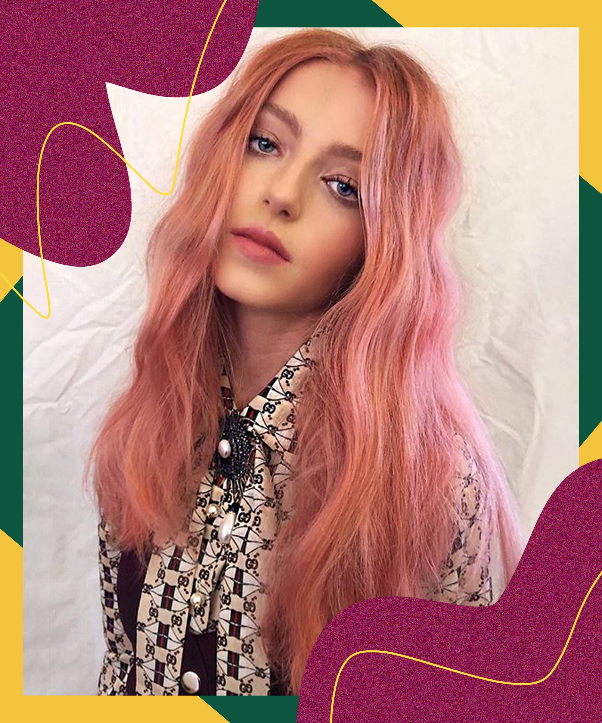 Rose Gold Hair Color Ideas To Inspire Your Spring Looks