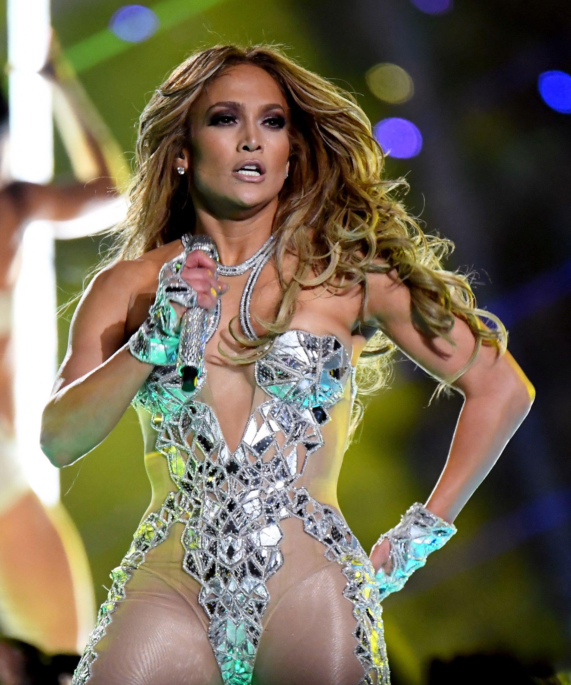 Lopez oops jennifer Jennifer Lopez