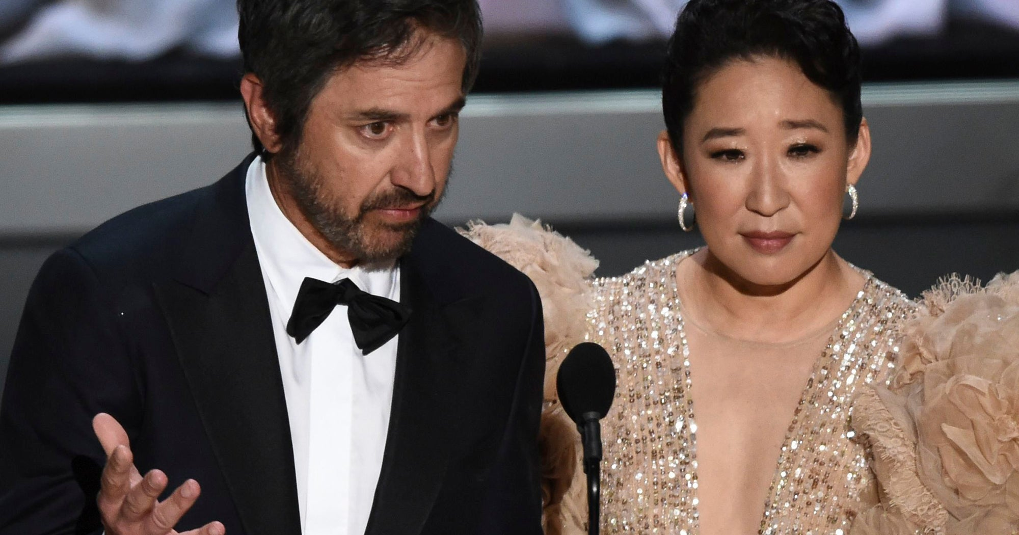 This Is Exactly What Ray Romano Said During His Censored Oscars Moment