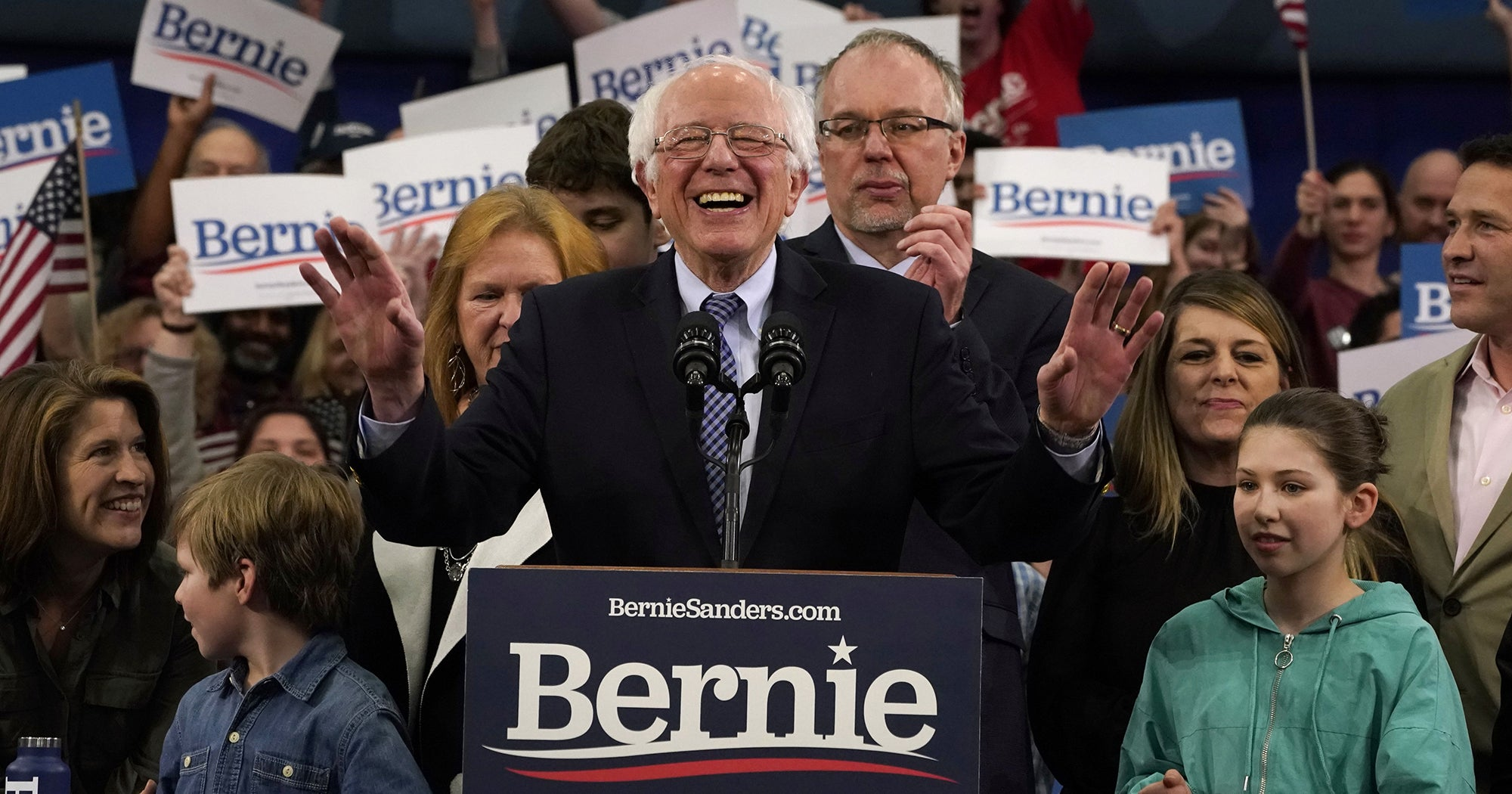 Bernie Sanders Just Won The First Primary, But Can He Still Beat Trump?