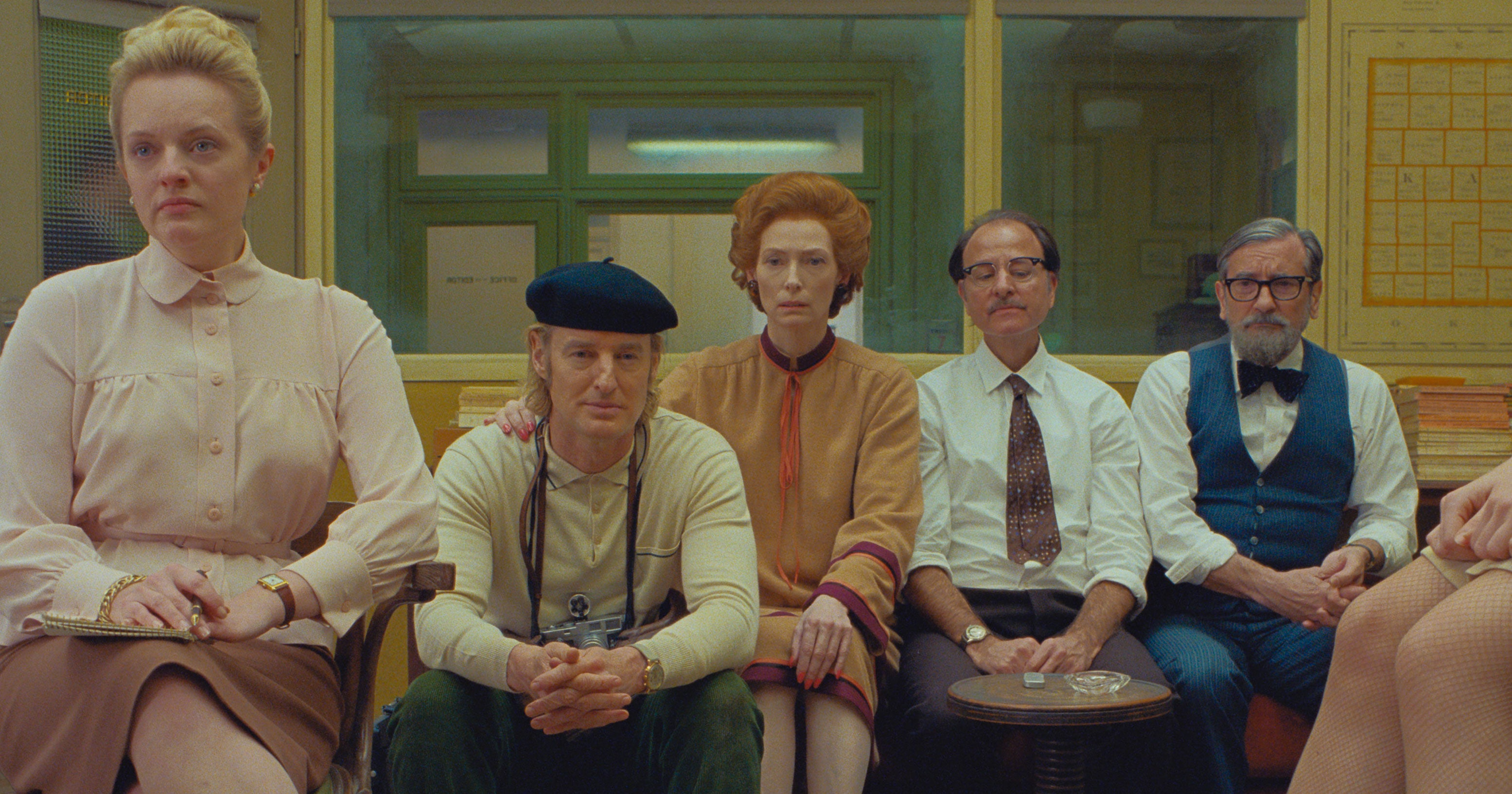 Wes Anderson's French Dispatch Trailer Combines The Power Of Timothée Chalamet's Hair, The New Yorker Berets