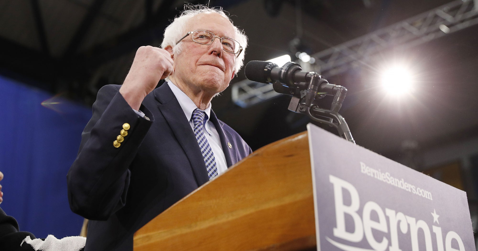 Call This Bernie Sanders Phone Sex Hotline & You WON'T Be Disappointed