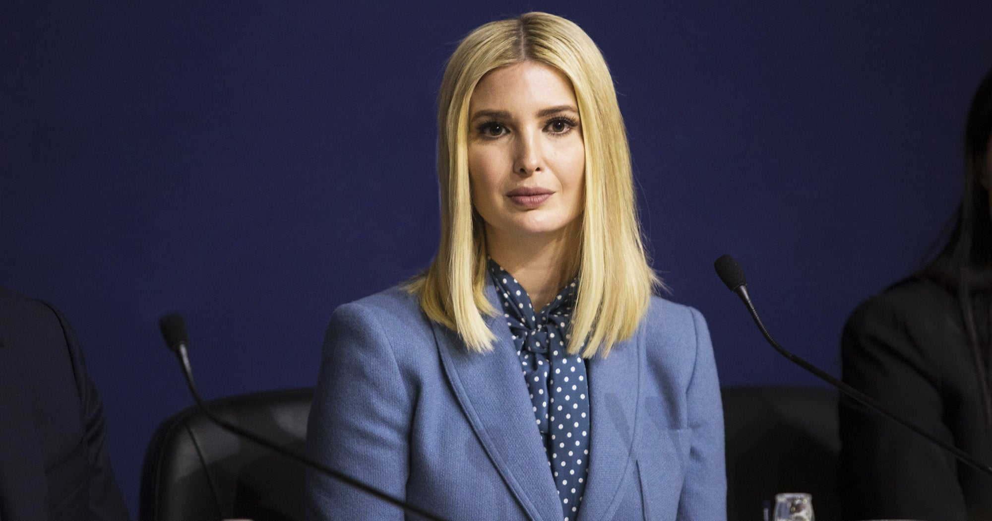 Ivanka Trump's New Hair Color Is A Shocking 2000s Throwback
