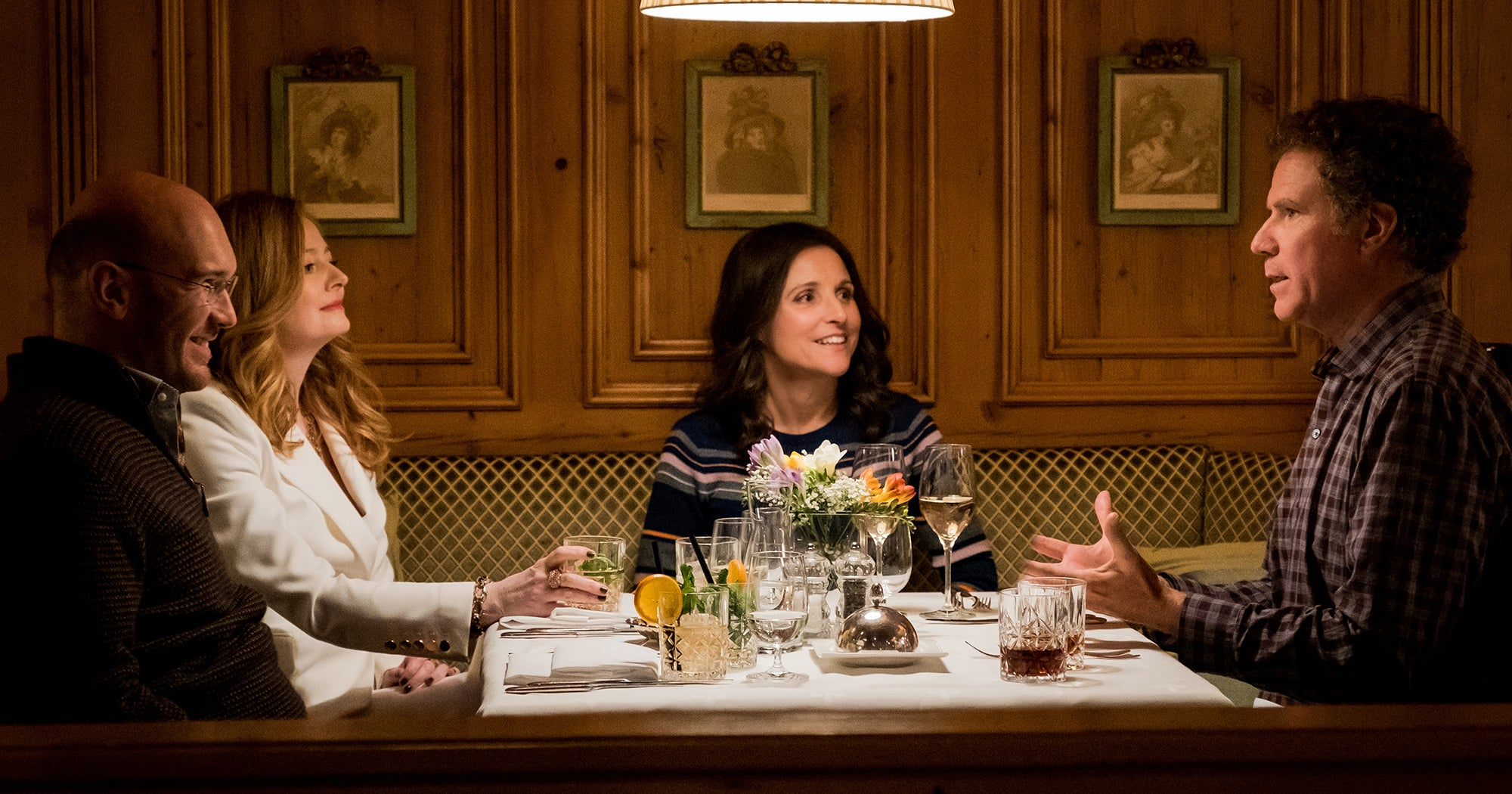 Julia Louis-Dreyfus Says 'Downhill' Is Not As Anti-Valentine's Day As It Looks
