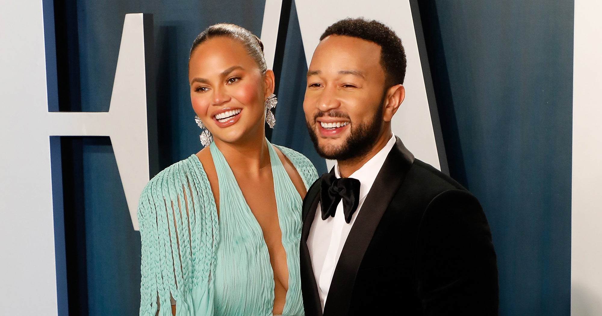 John Legend Gave Chrissy Teigen Literally The Worst Valentine's Day Gift Of All Time