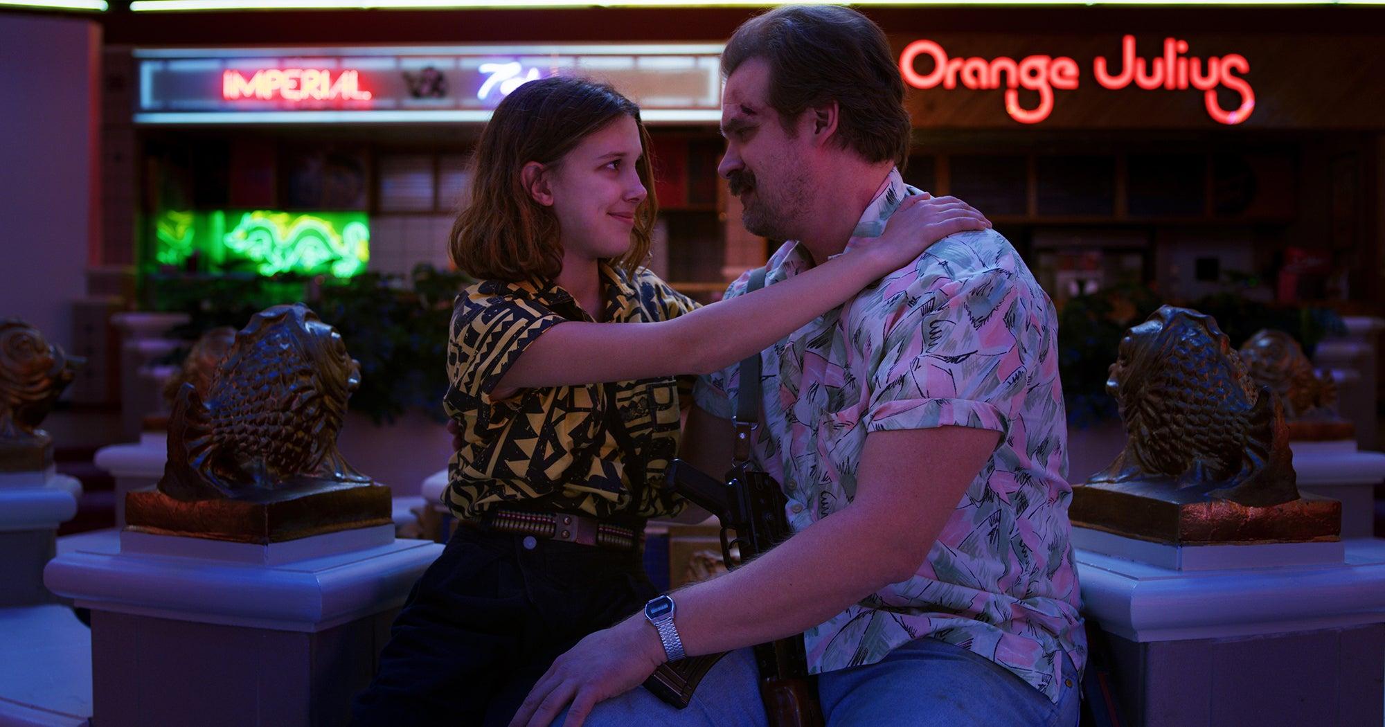 Stranger Things Released A New Season 4 Teaser Apparently Hopper Is Alive — Bald