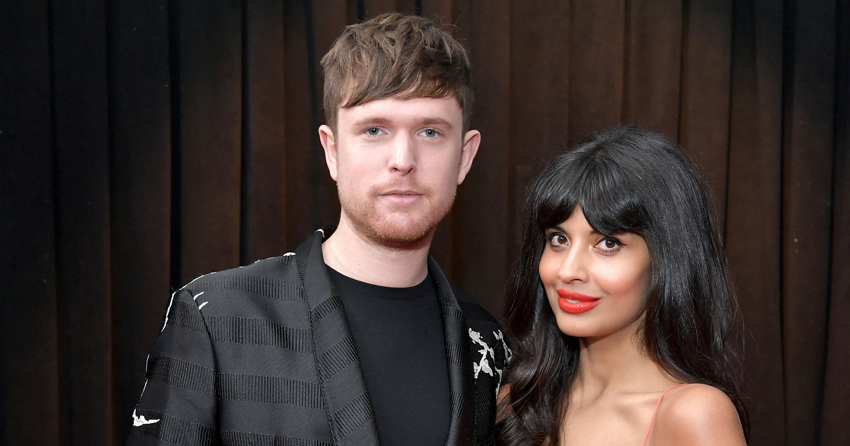 """Jameela Jamil's Boyfriend Comes To Her Defense Over """"Disgusting Lies"""""""