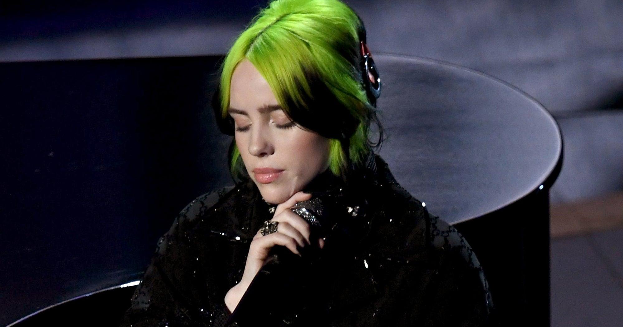 Billie Eilish Says She Had A Pretty Terrible Time At The Oscars