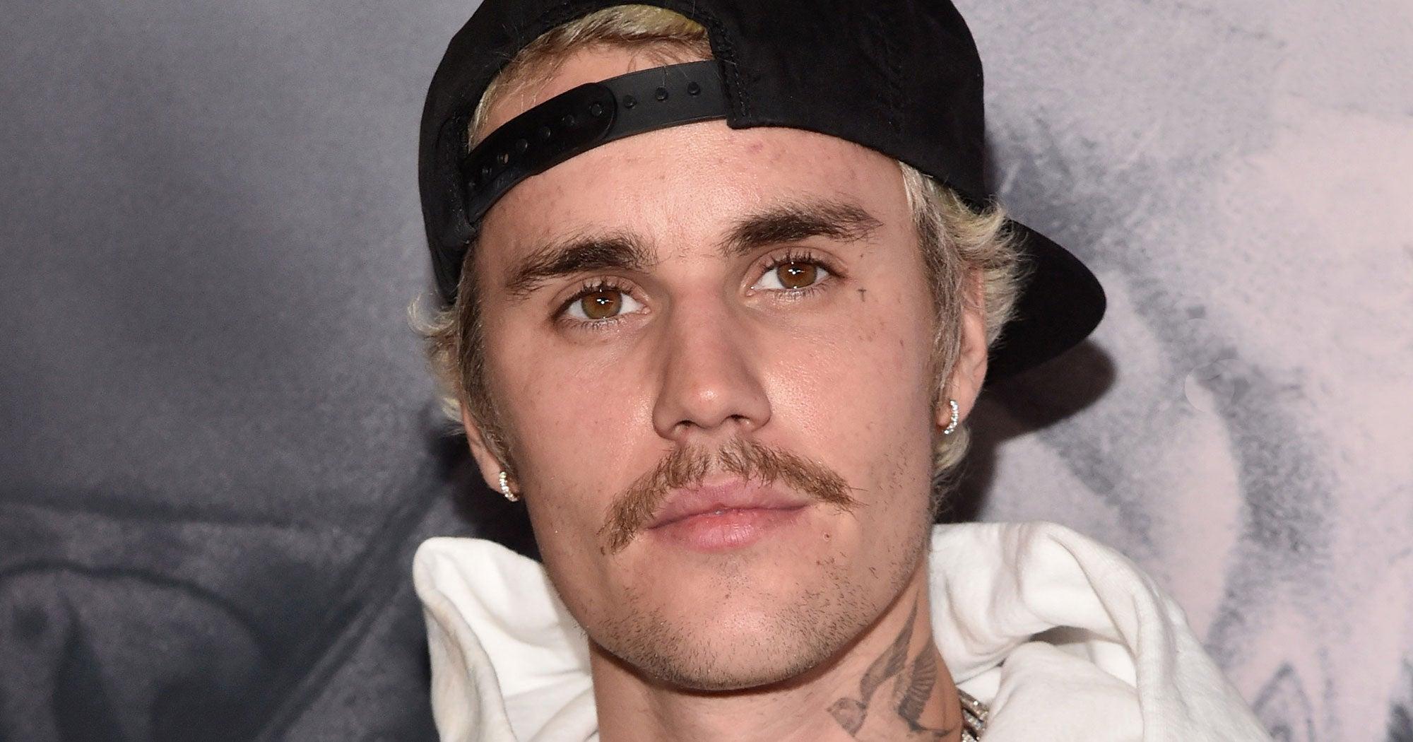 Justin Bieber Gets Emotional Talking About Billie Eilish