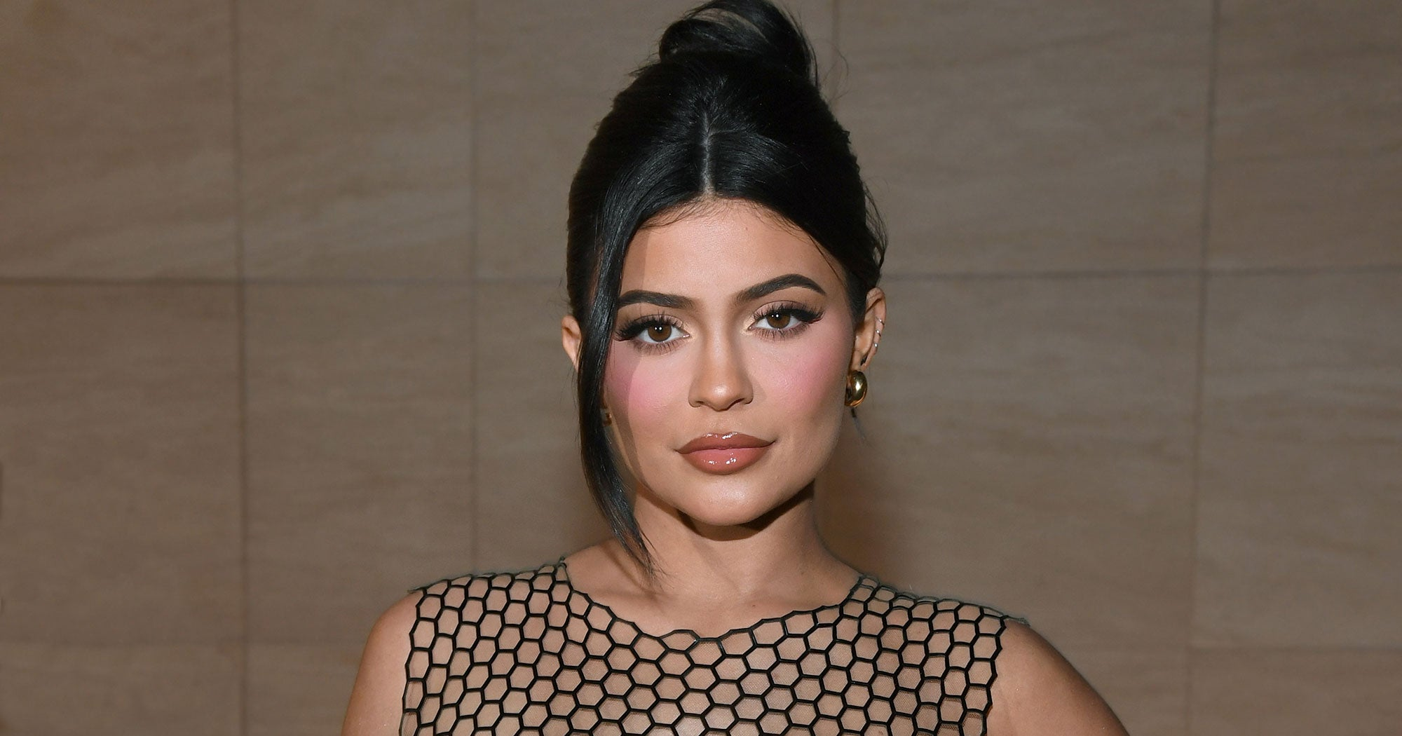 Kylie Jenner Shows Off Yet Another New Hair Look That's All Valentine's Vibes