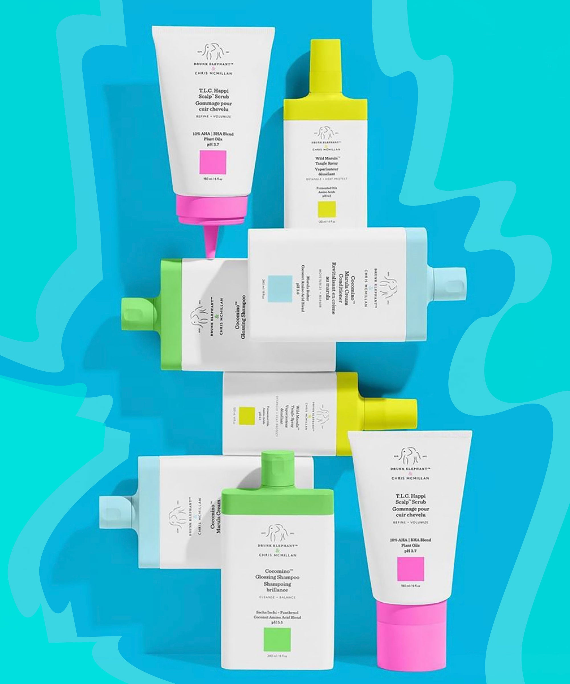 Drunk Elephant Launching First Hair Care Line
