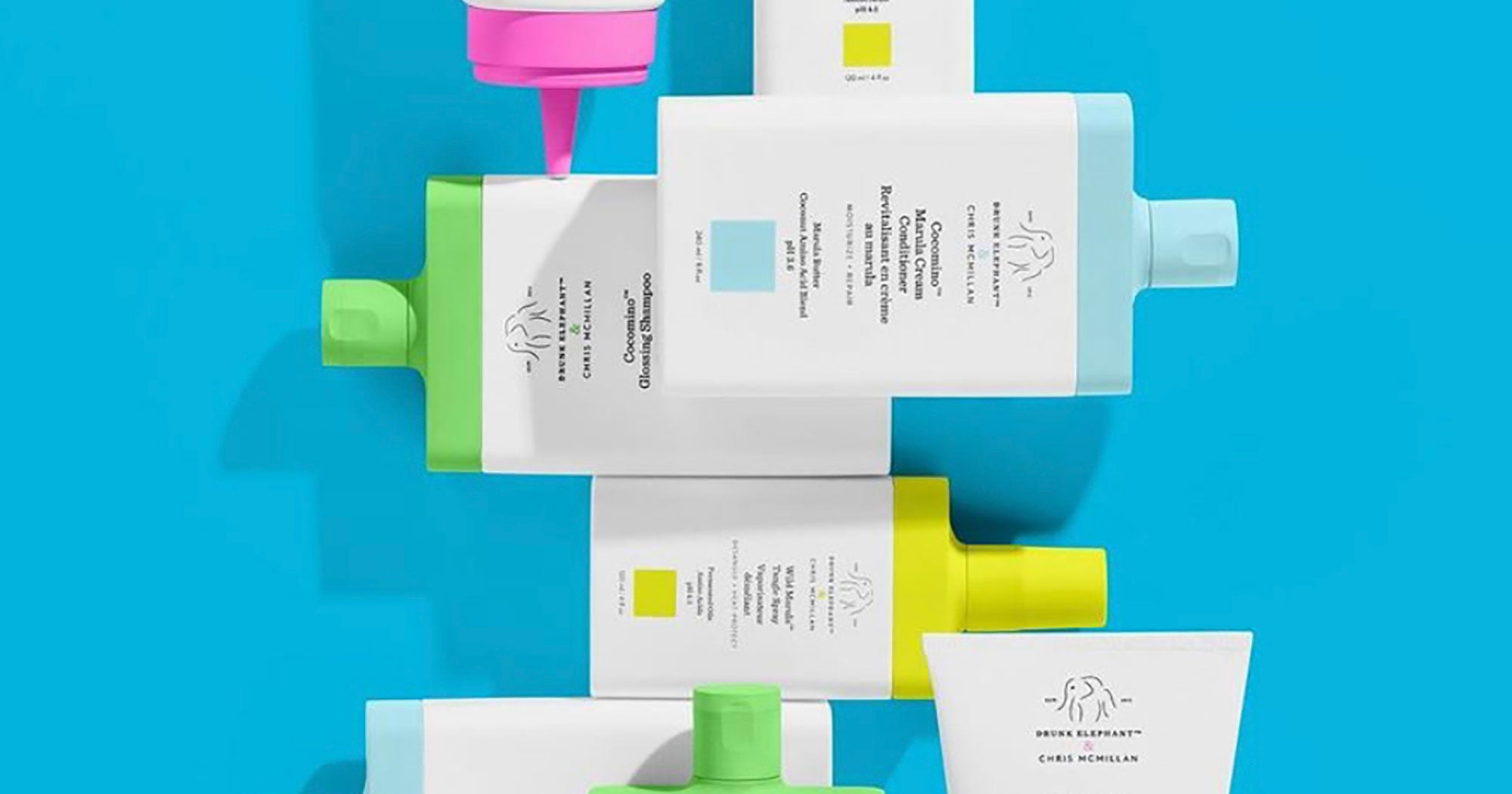 Drunk Elephant Is Launching Its First Hair Line With Jennifer Aniston's Stylist