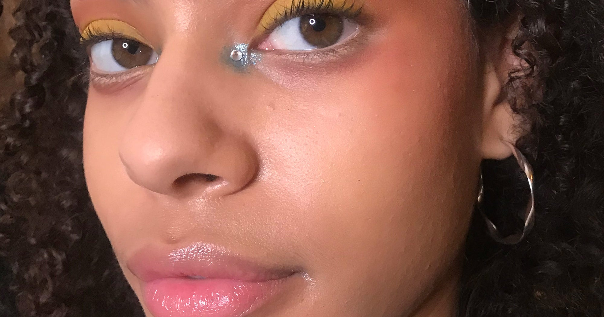 'Cloud Skin' Is The New 'Glass Skin' At London Fashion Week – & It's So Easy