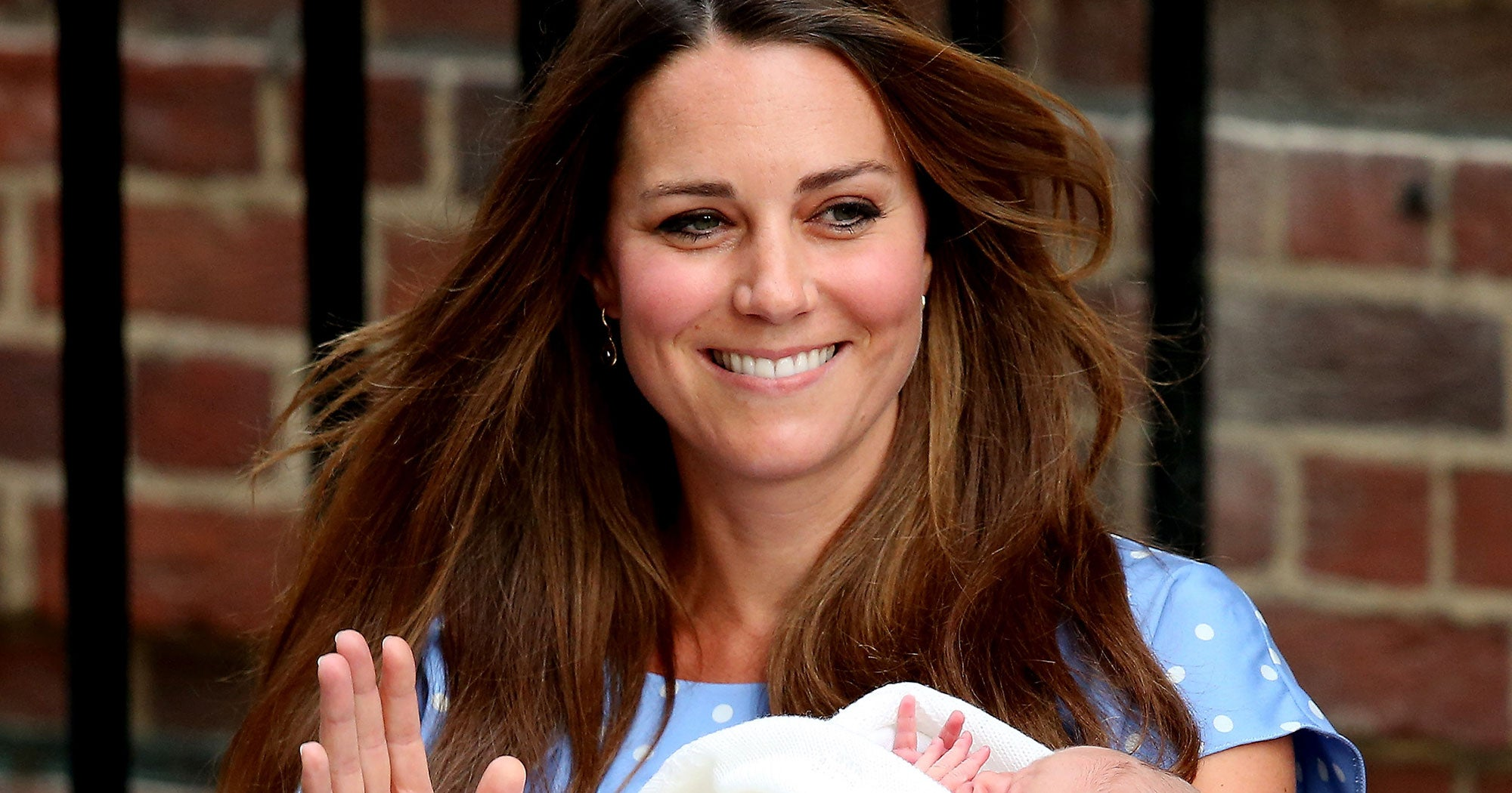Kate Middleton Opens Up About Mom Guilt Introducing Prince George To The World