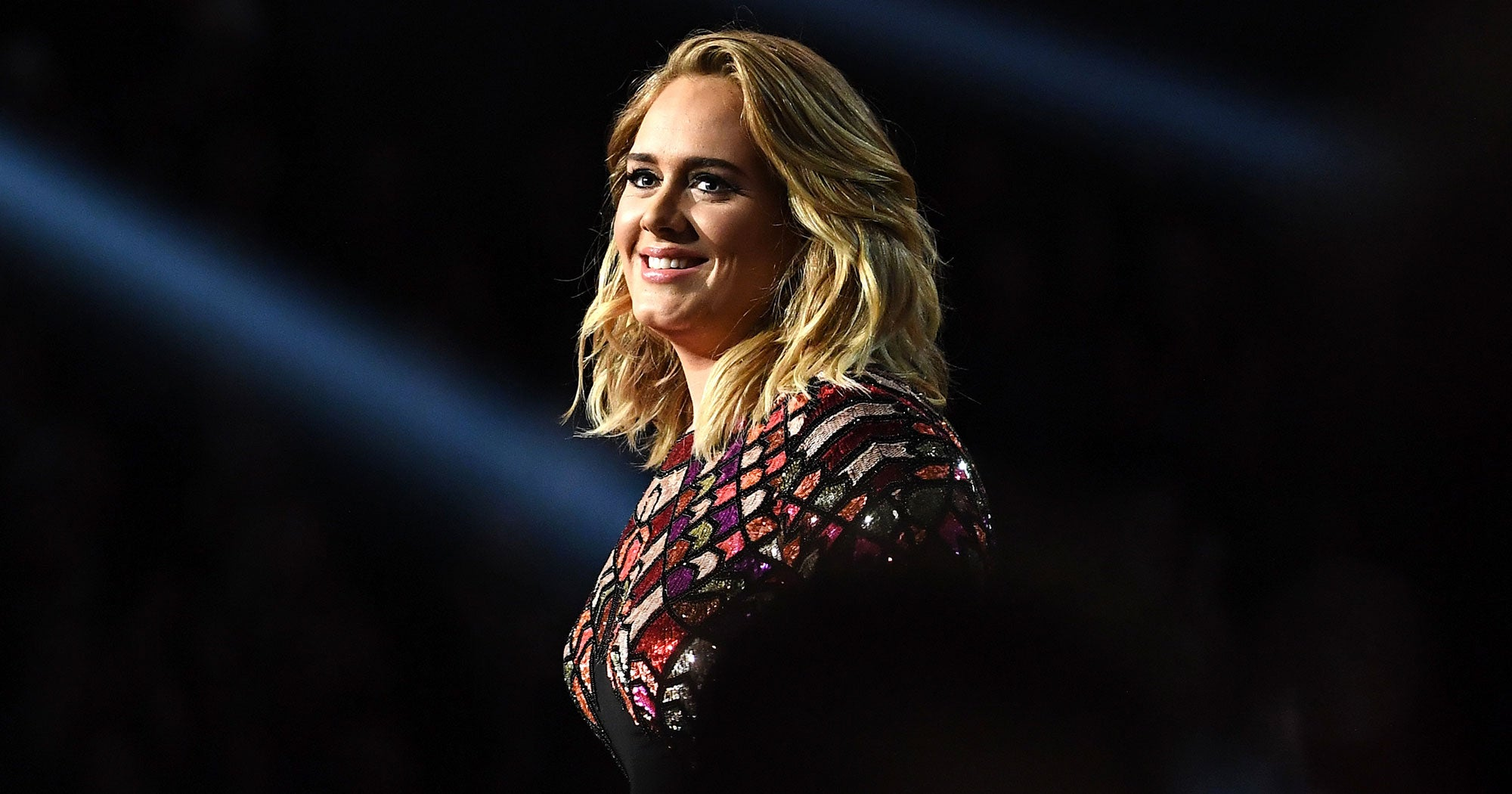Adele Had The Time Of Her Life Singing At Her BFF's Wedding
