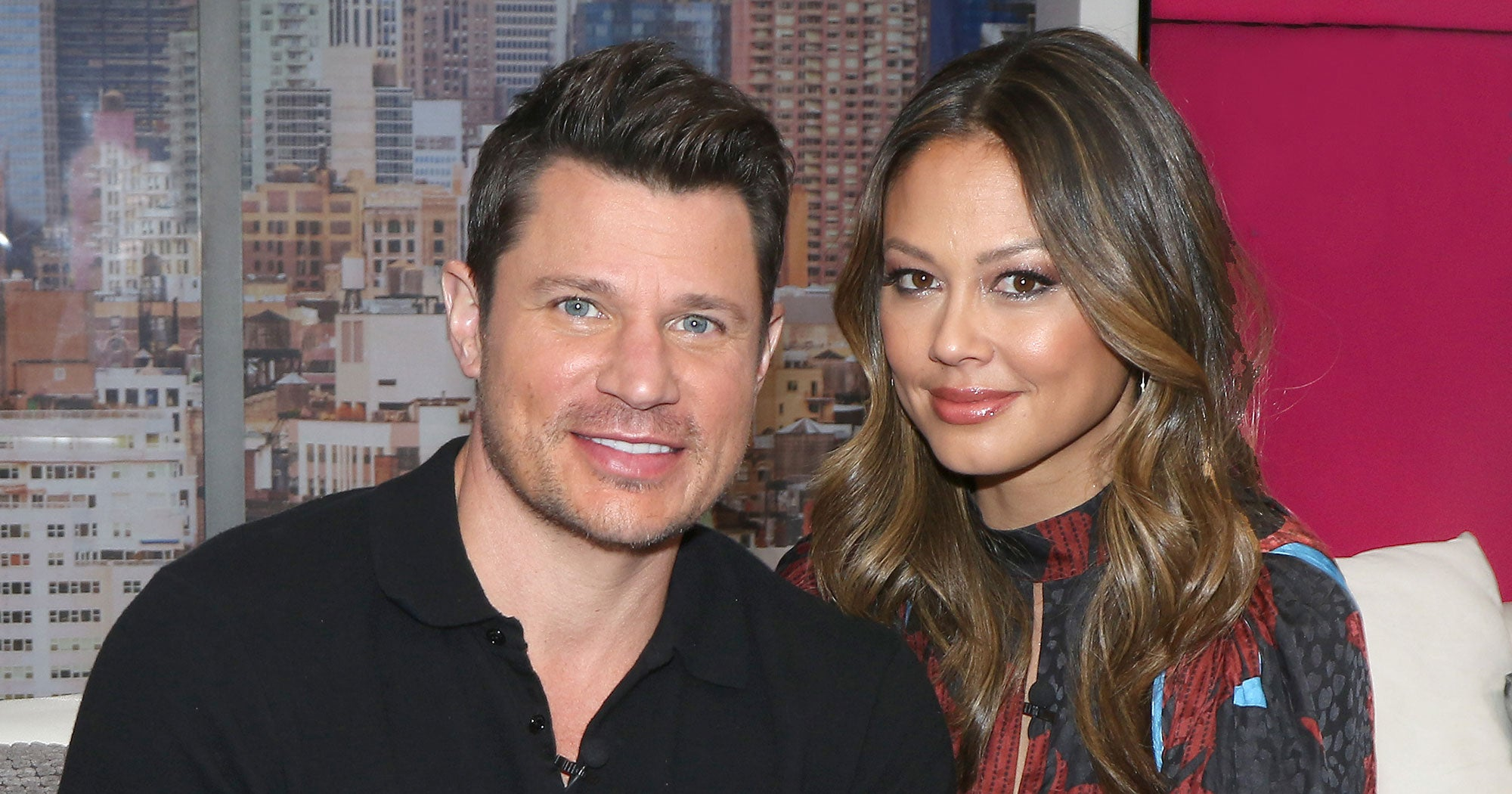 Nick Vanessa Lachey's Relationship Timeline Shows They're Perfect Hosts For Love Is Blind