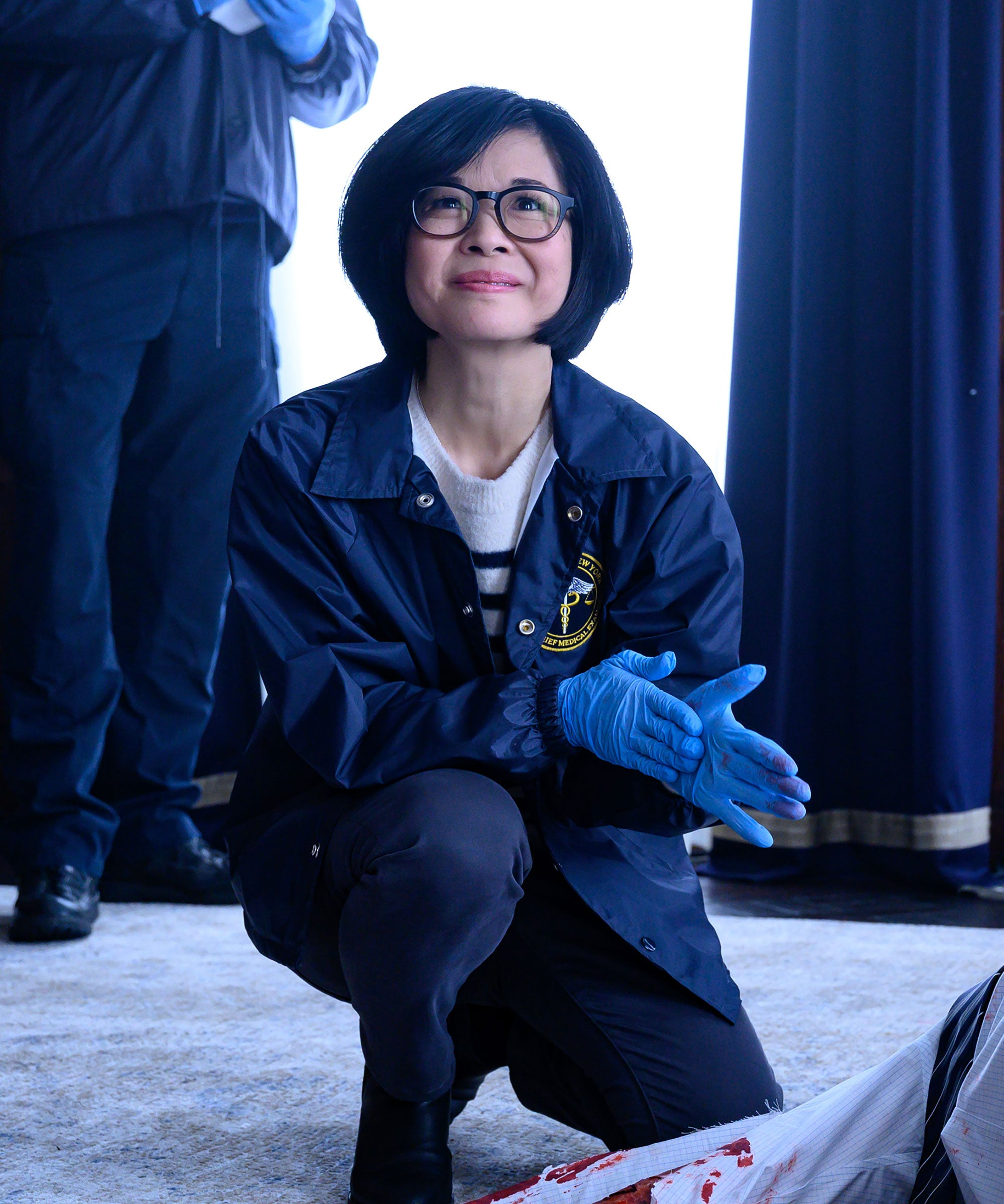 Keiko Agena Prodigal Son Edrisa Ship Season 1 Finale