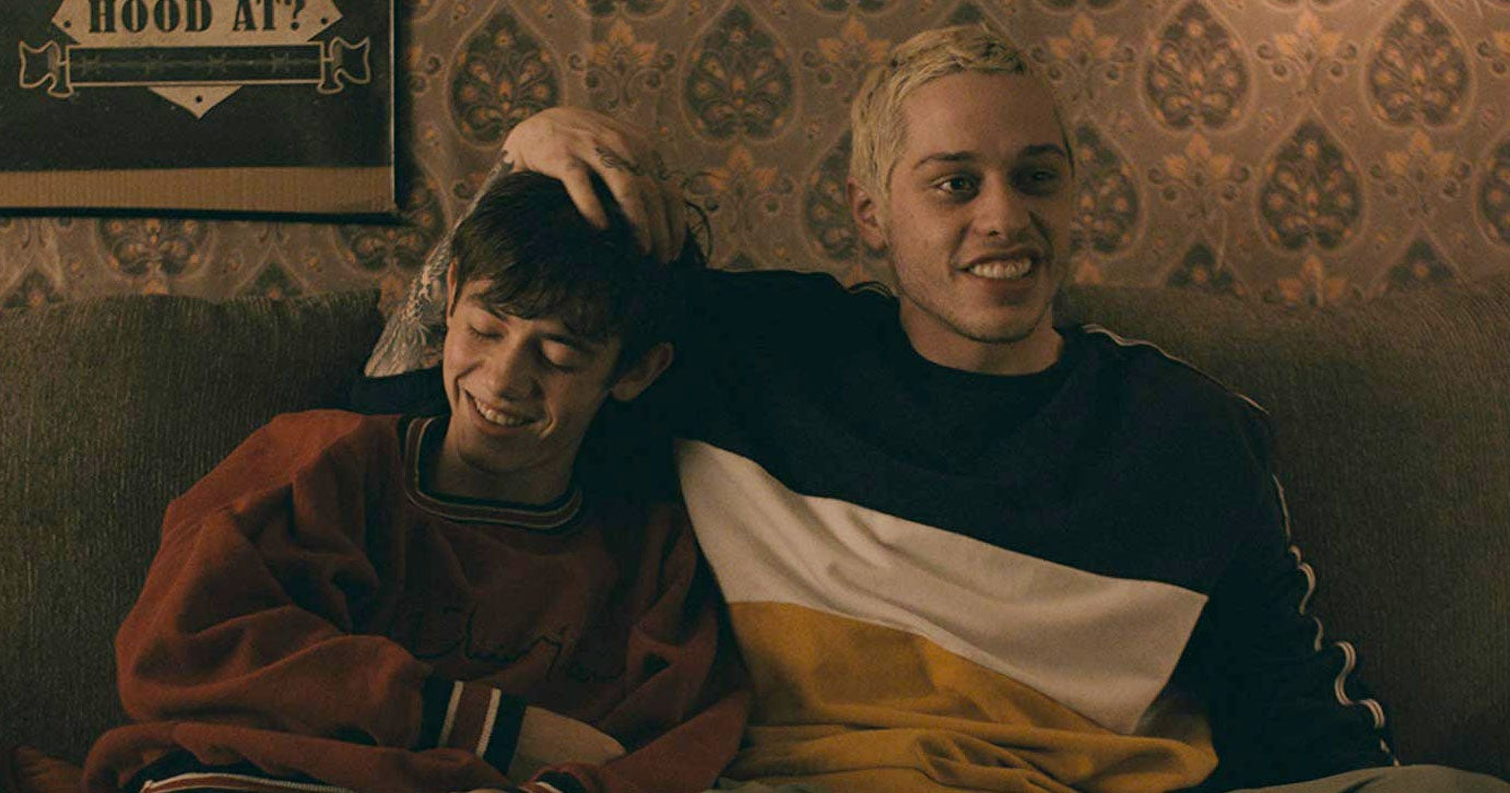 Bad Tattoos & Underage Drinking: The First Trailer For Pete Davidson's New Movie Is Here
