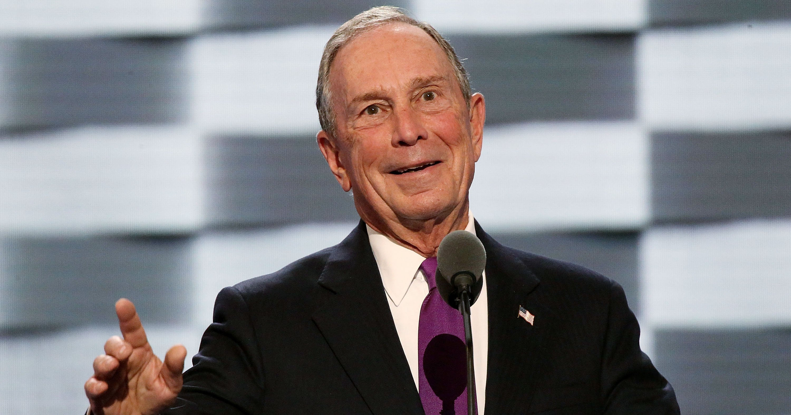 Mike Bloomberg Enters Debate With History Under Fire