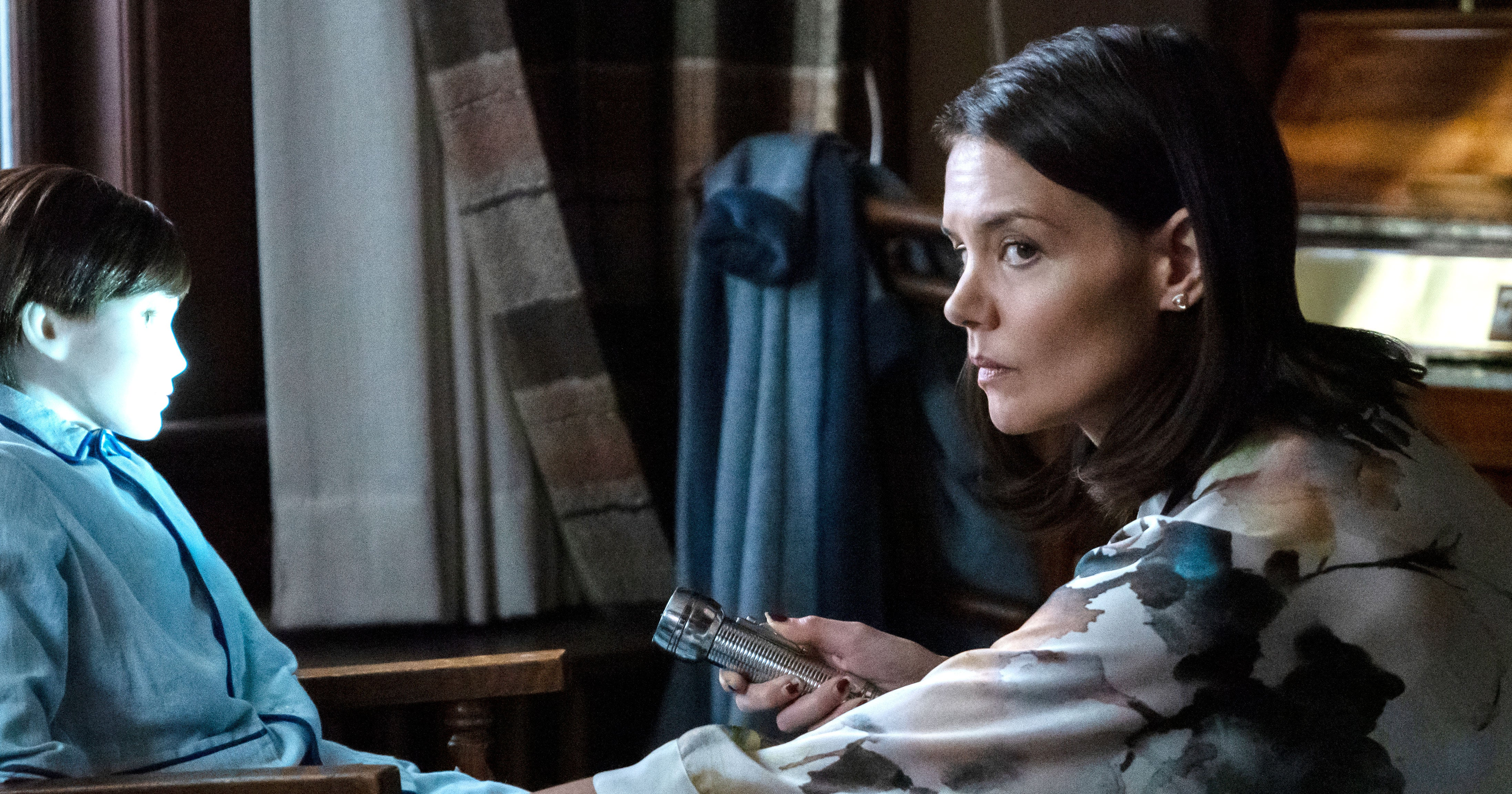 Katie Holmes On Why Mothers Are The Perfect Horror Movie Characters