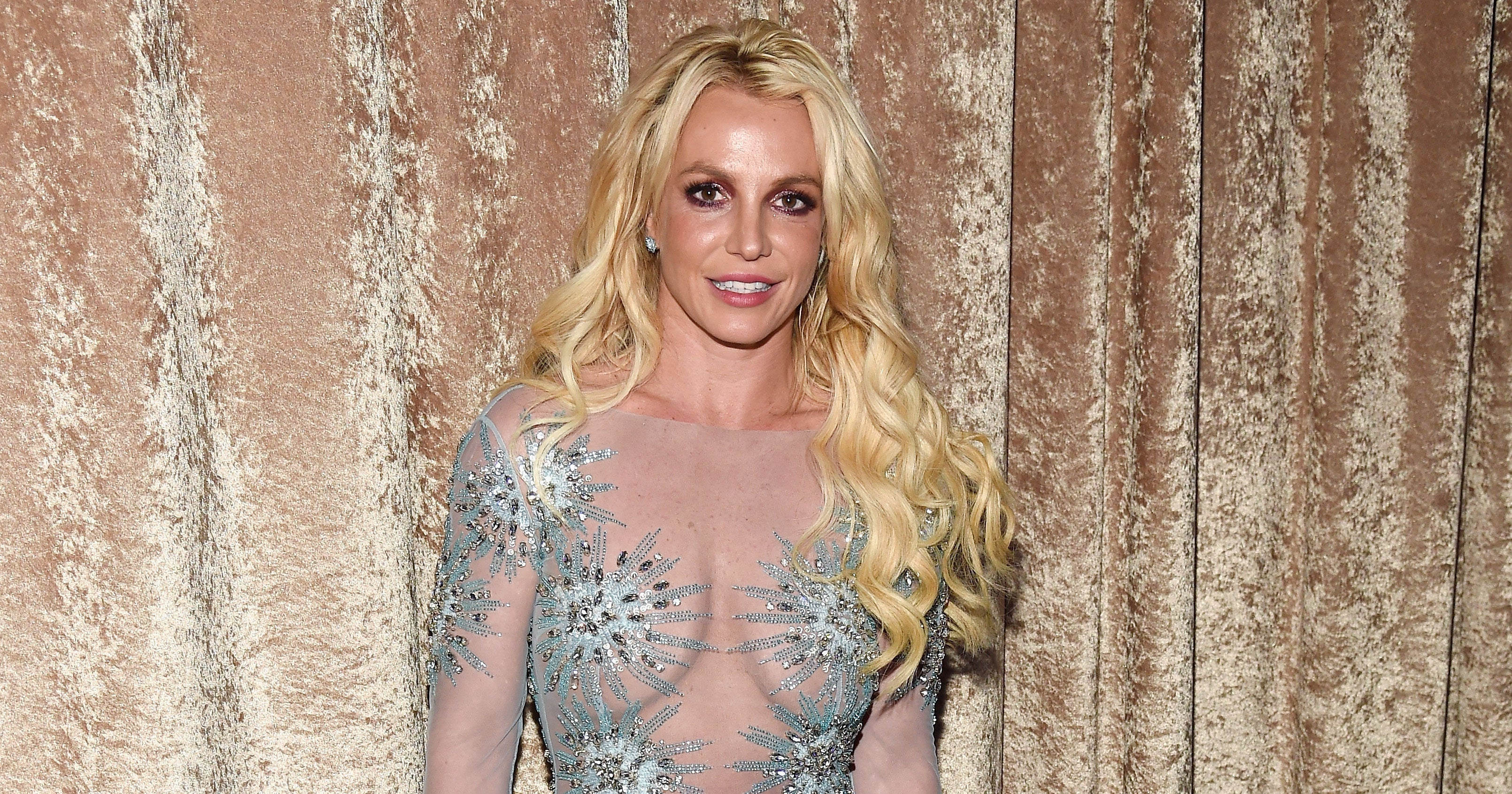 Britney Spears Hospitalized For A Dance Injury