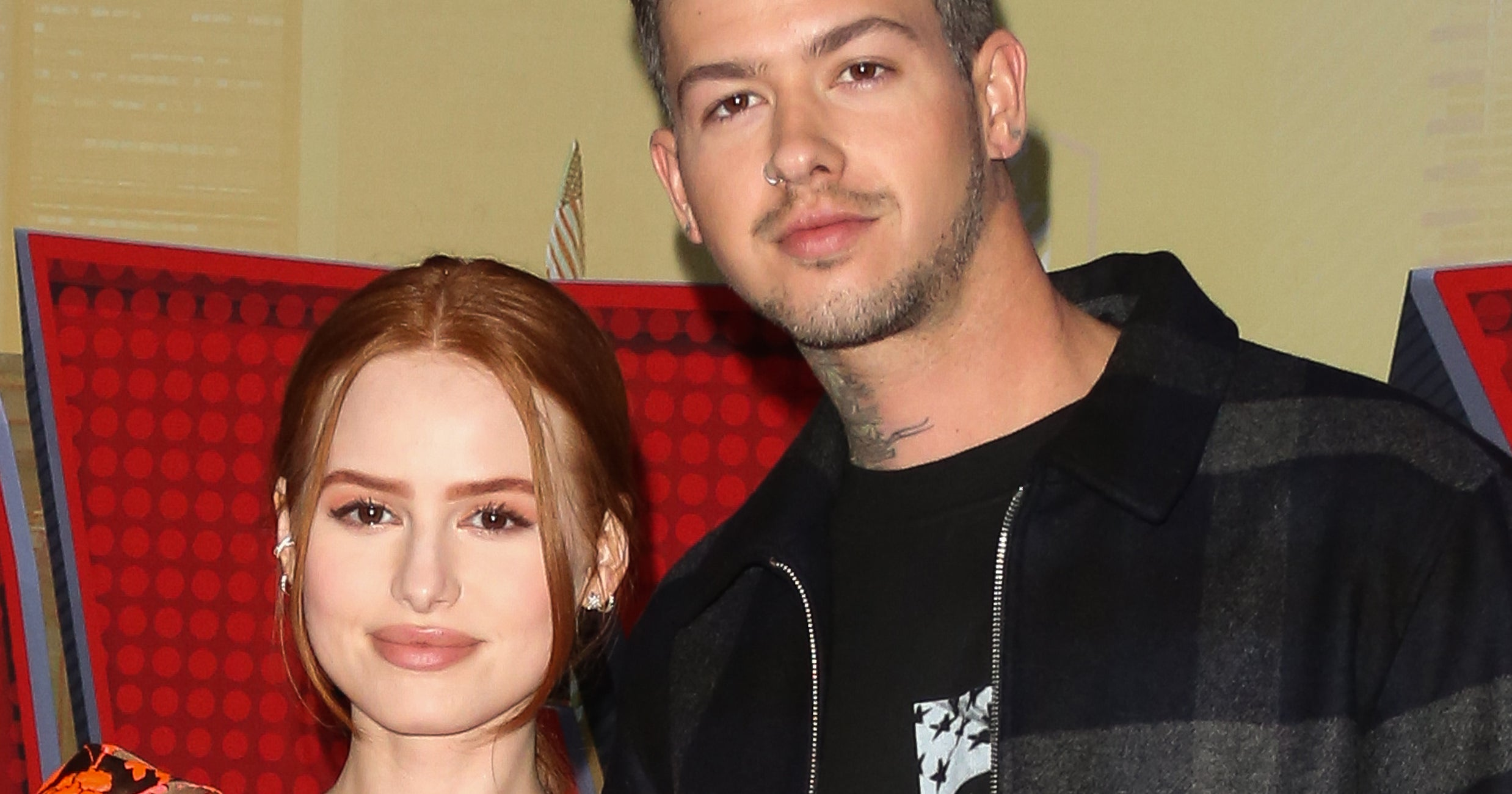 """""""Riverdale"""" Star Madelaine Petsch Travis Mills Have Reportedly Broken Up"""