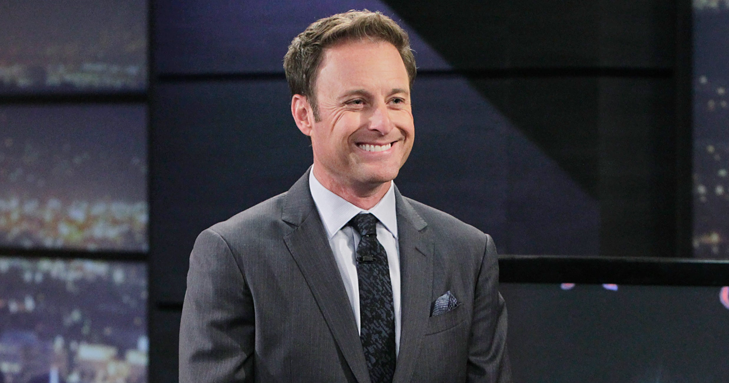 What Exactly Is Chris Harrison Teasing With This Peter Weber Instagram Post?