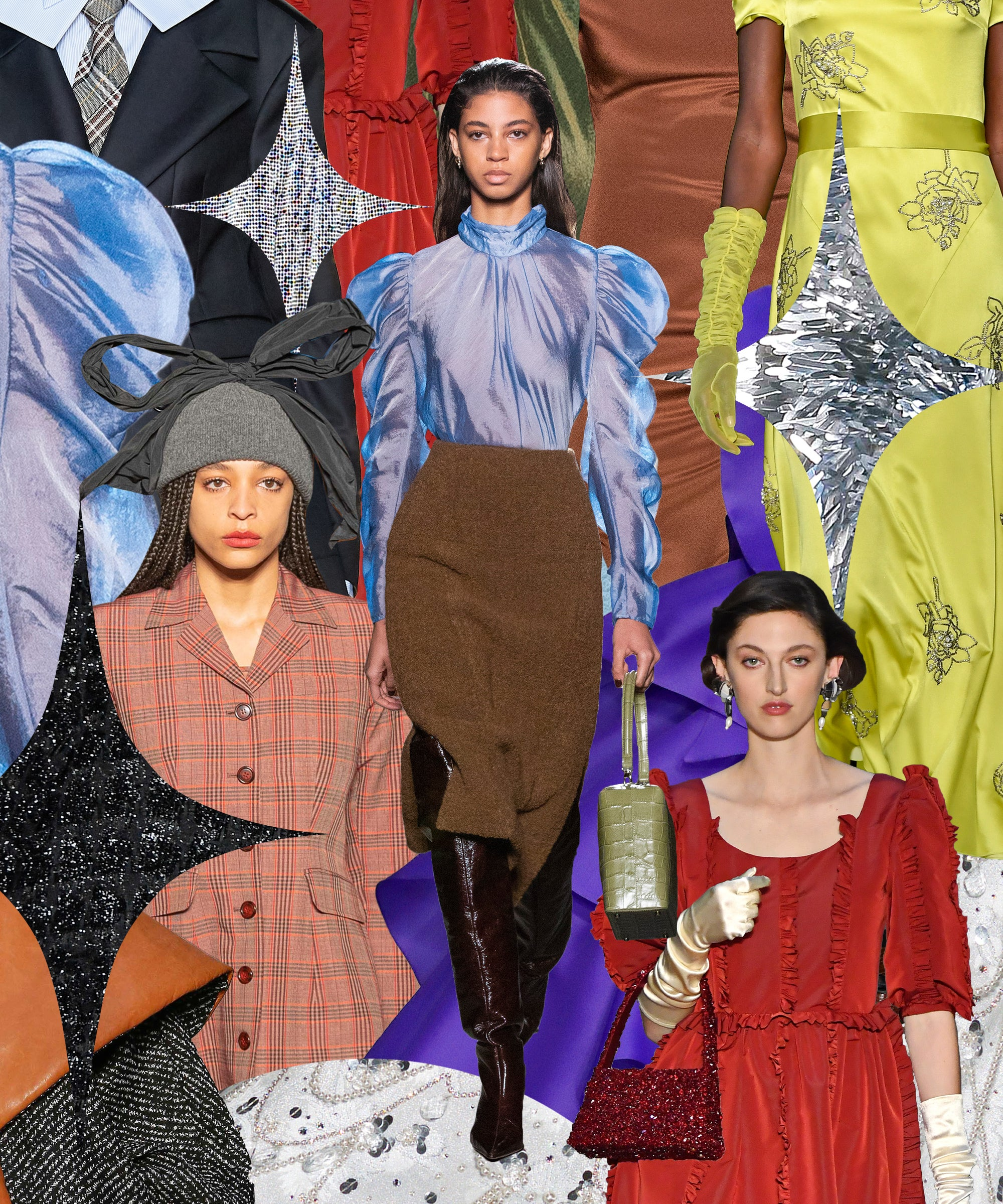 London Fashion Week Trends From Fall Winter 2020