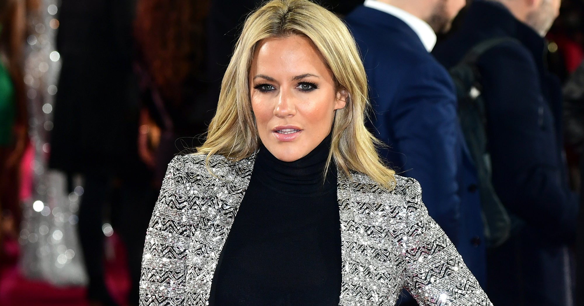 Caroline Flack's Family Releases Unpublished Message From Late Host