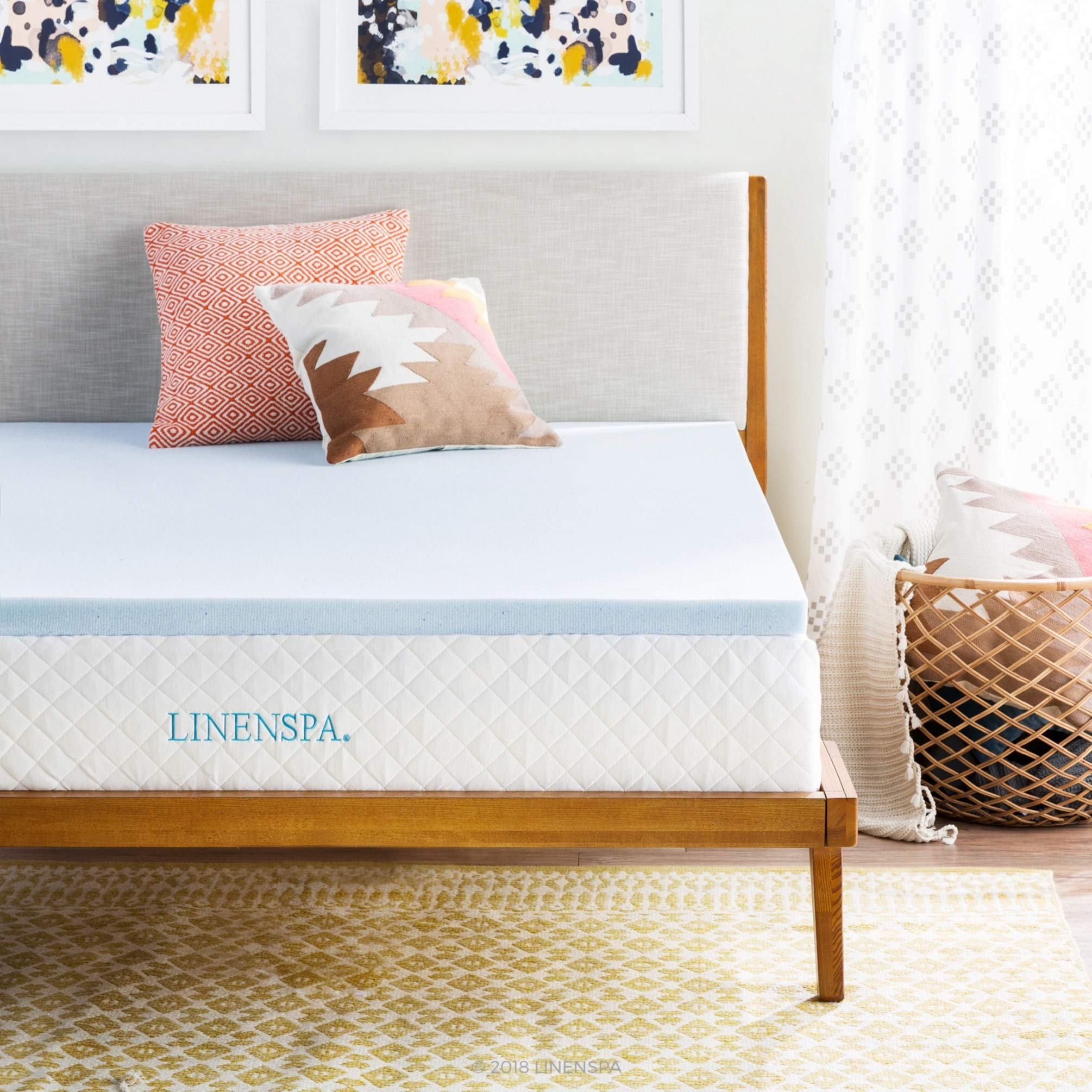 10 Toppers That Will Upgrade Your Mattress Without Buying A New One