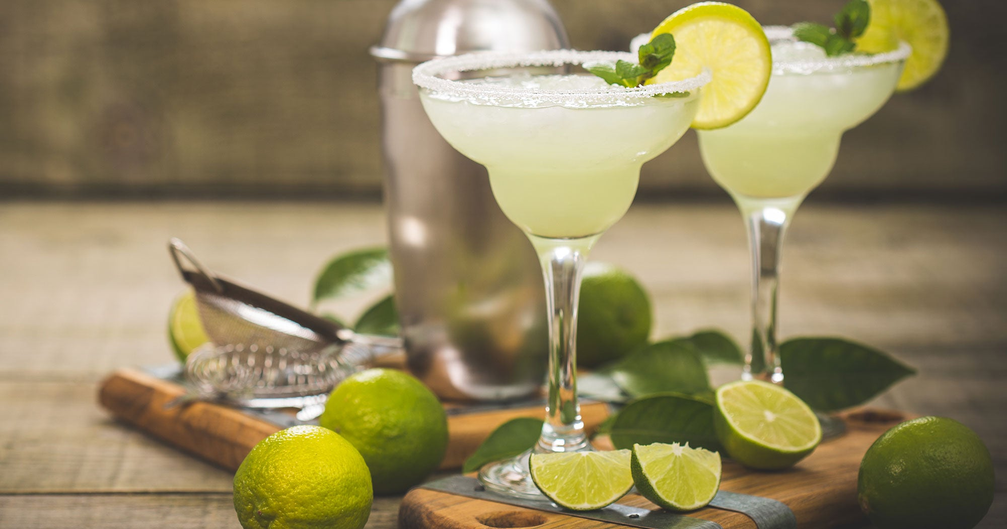 Tip That Glass Back, It's National Margarita Day — Here Are All The Deals You Need