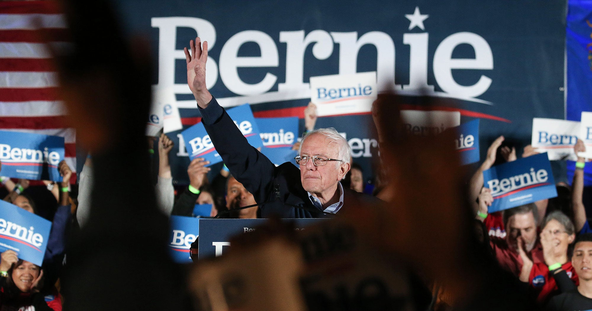 Bernie Sanders Won The Nevada Caucuses Thanks To Young Latino Voters