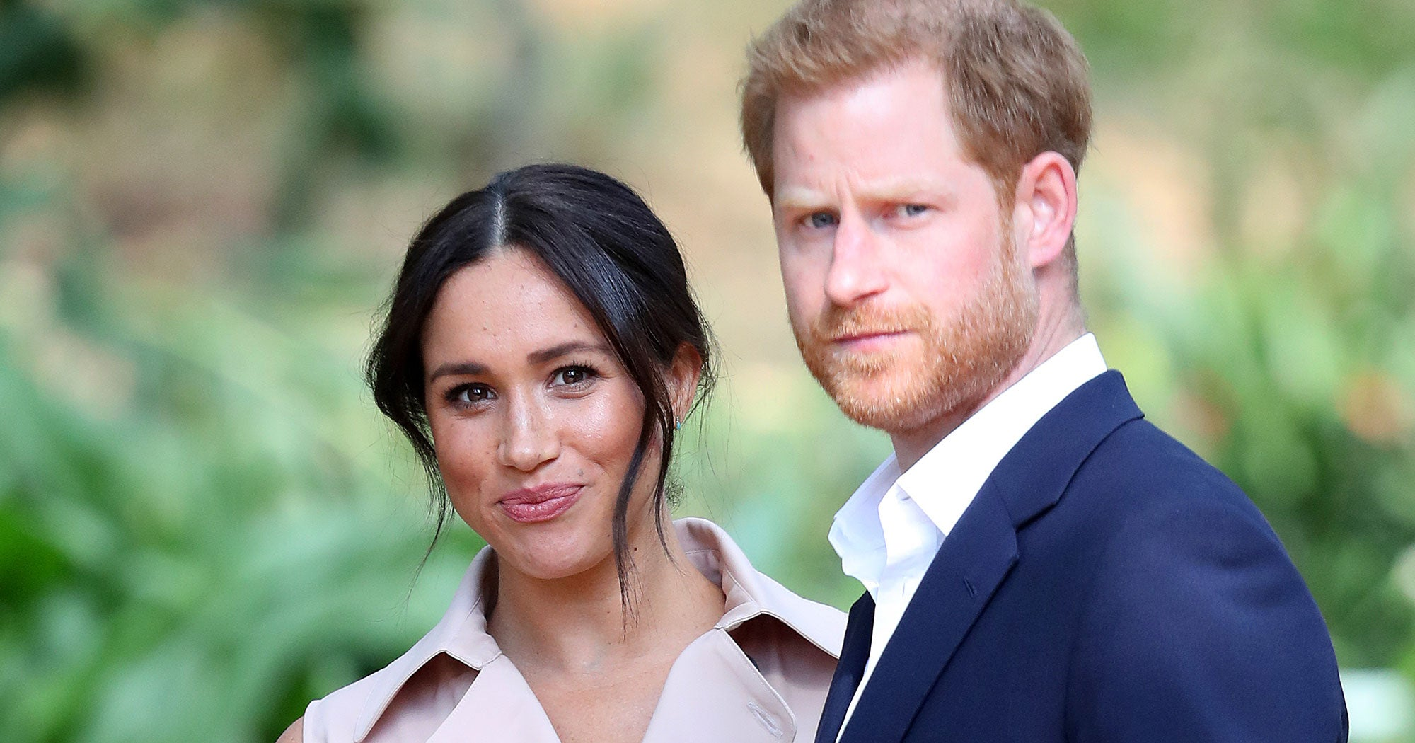 Here's Why People Think Prince Harry Meghan Markle Are Mad They Can't Use Sussex Royal