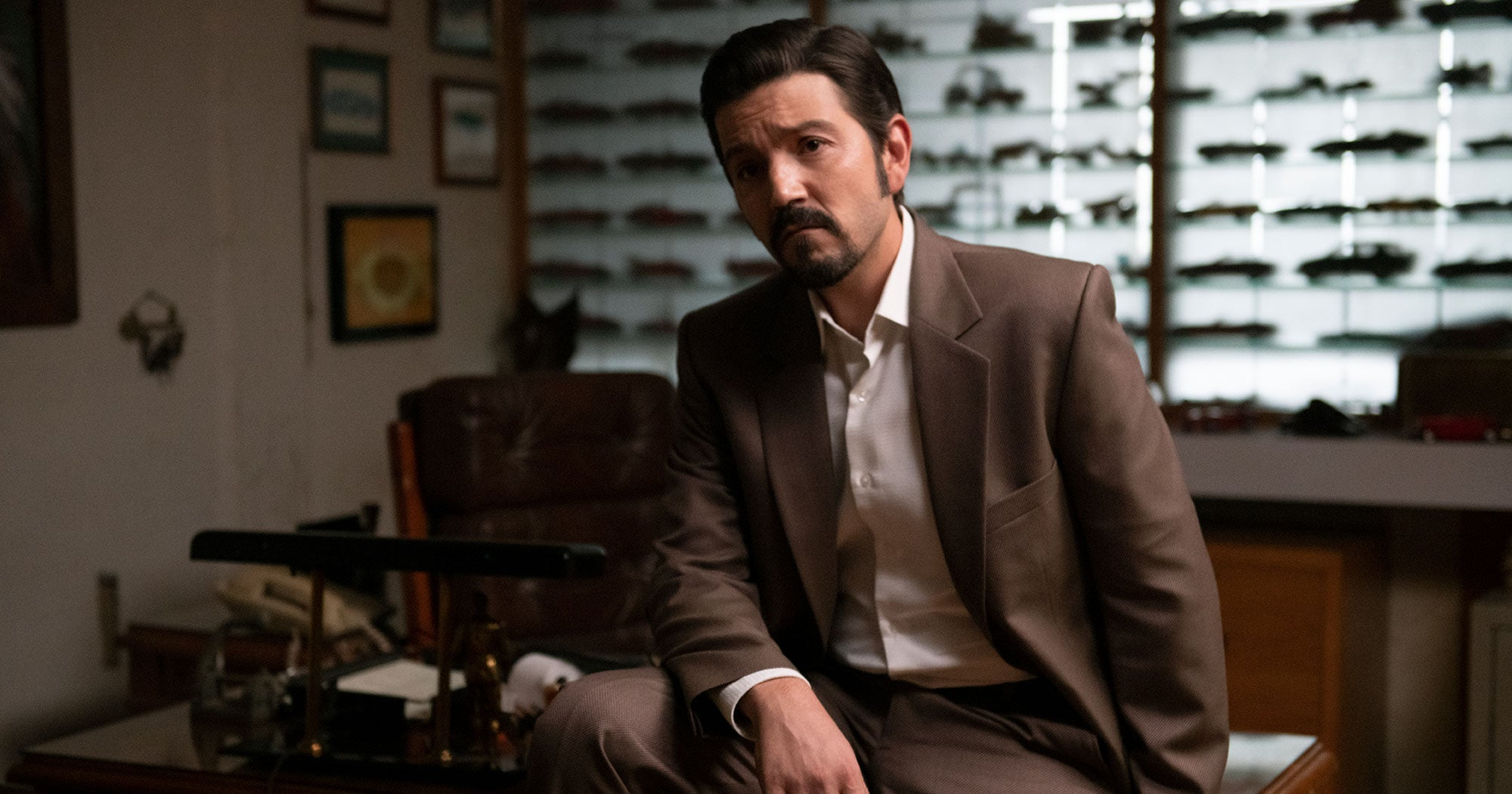 """Narcos: Mexico"" Season 2 Takes Place When A Major Drug Lord Was Just Getting Started"