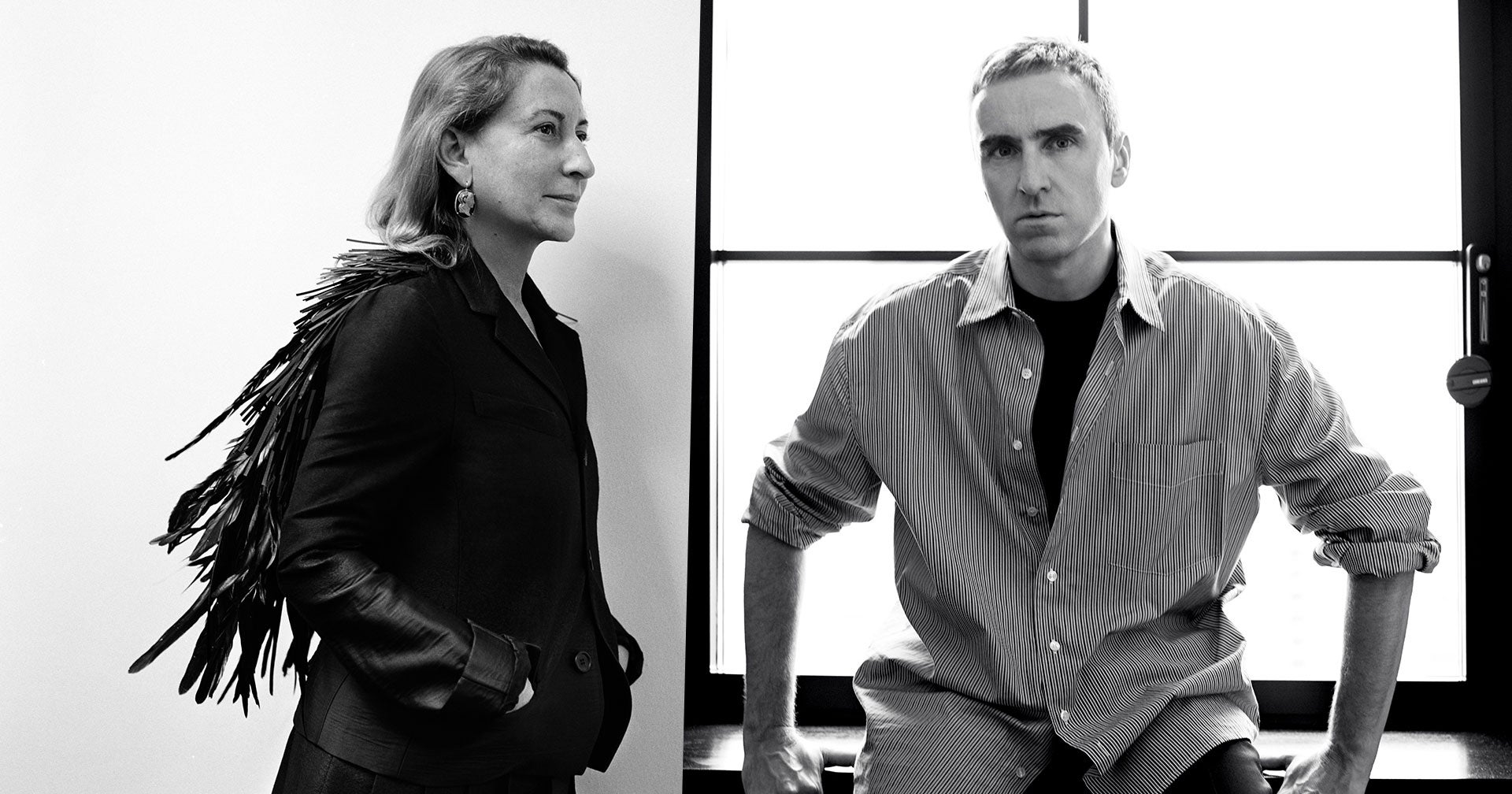 Can Two Master Fashion Designers Work Together Under One Label?
