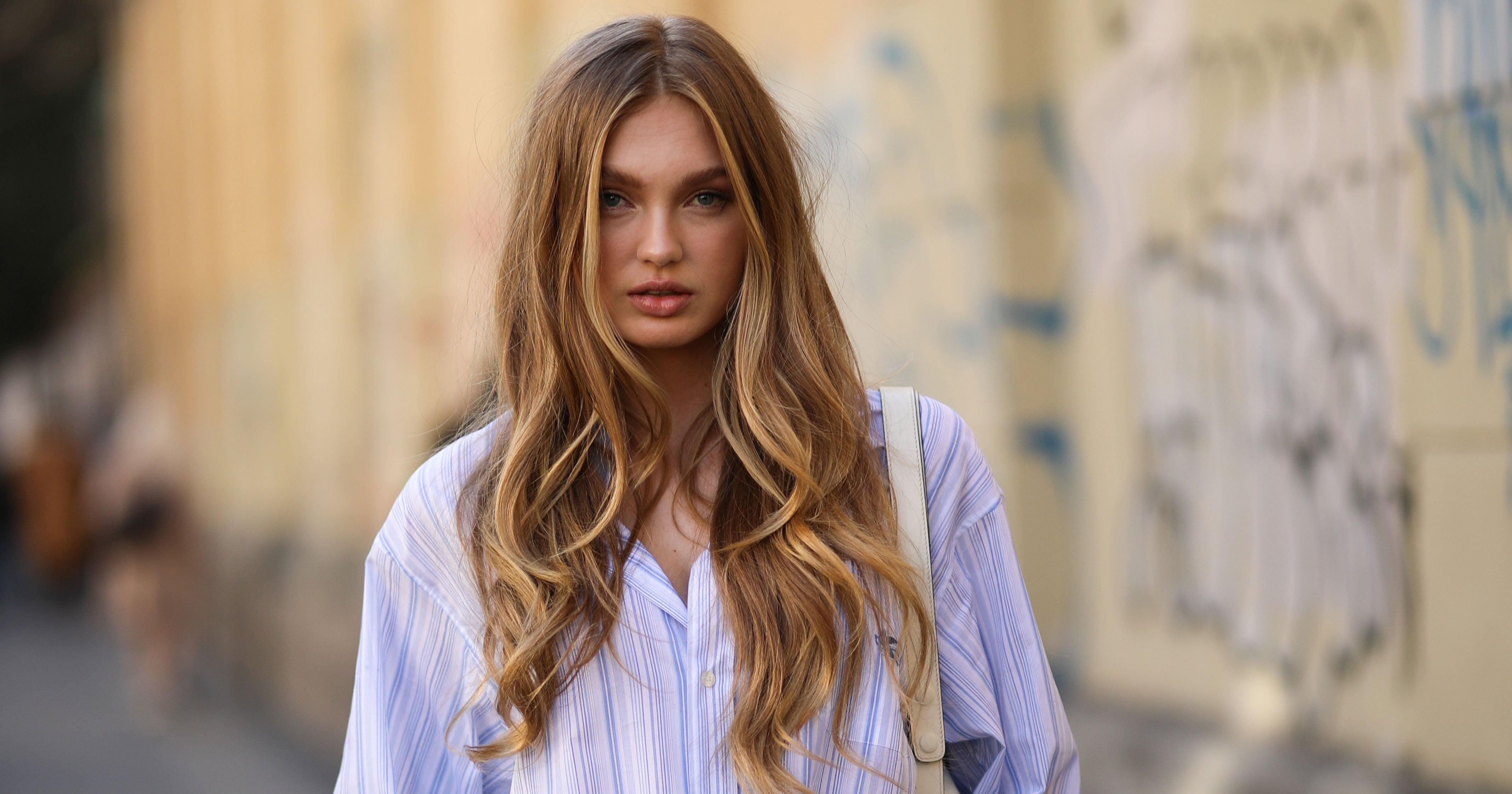 Long Hair Is Milan Fashion Week Street Style Trend 2020