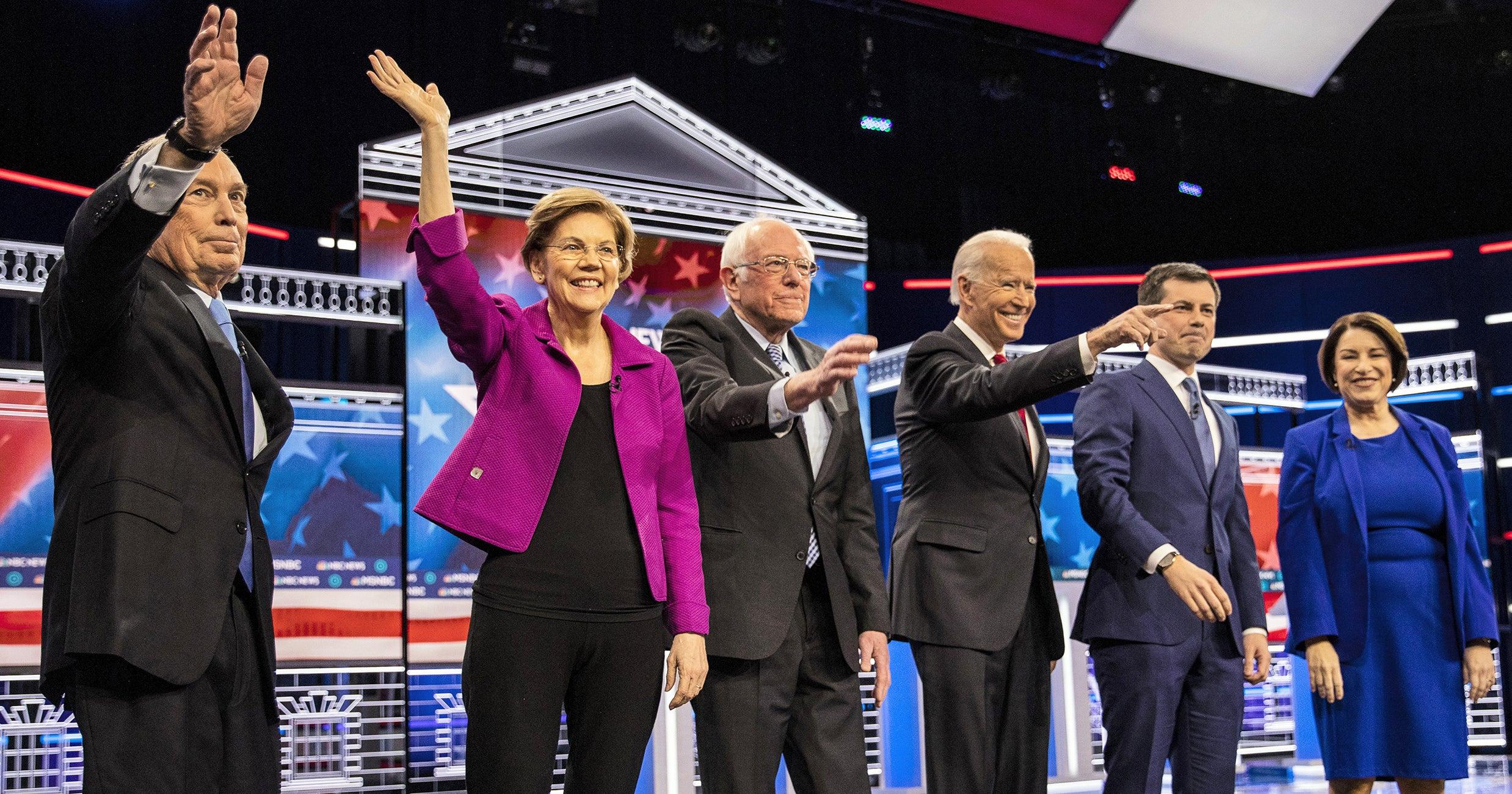 The South Carolina Democratic Debate Is Bringing The Heat