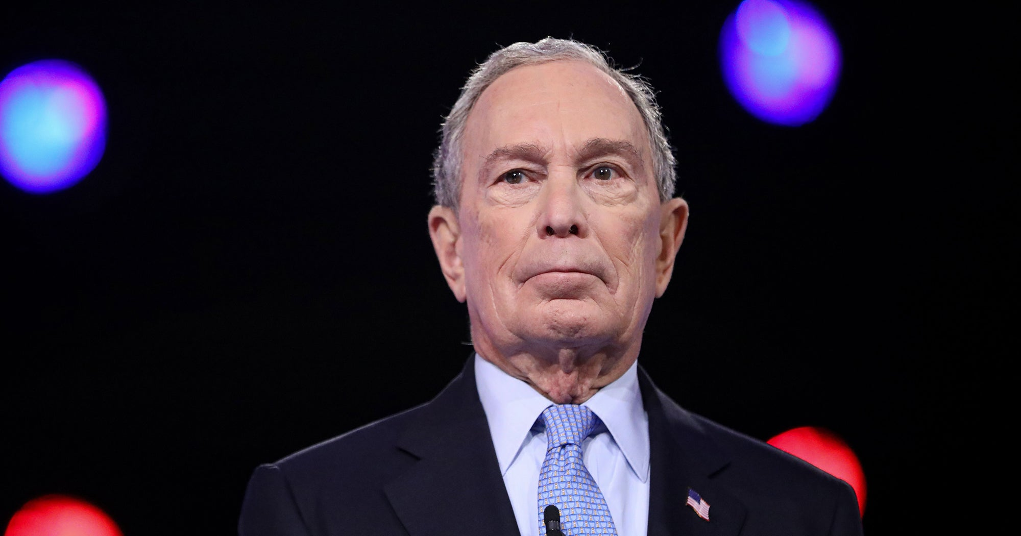 What Bloomberg Says He'll Do For Women If Elected