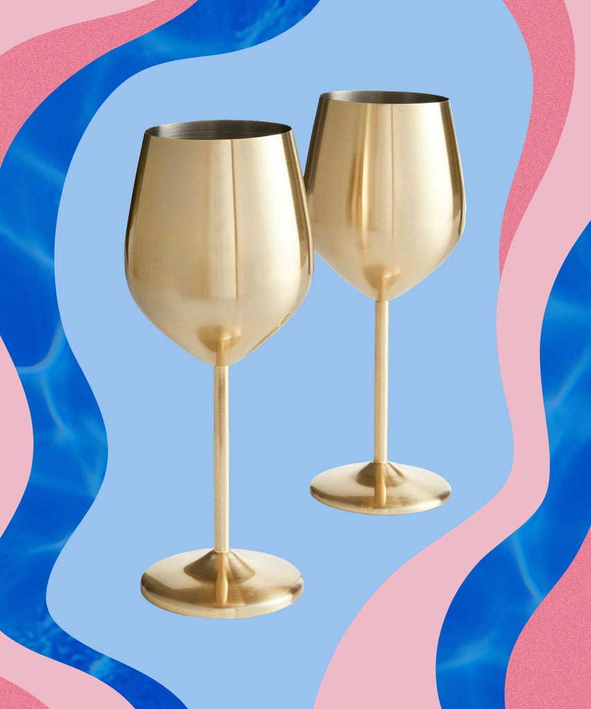 Love Is Blind's Producer Told Us Where To Buy Those Gold Wine Glasses