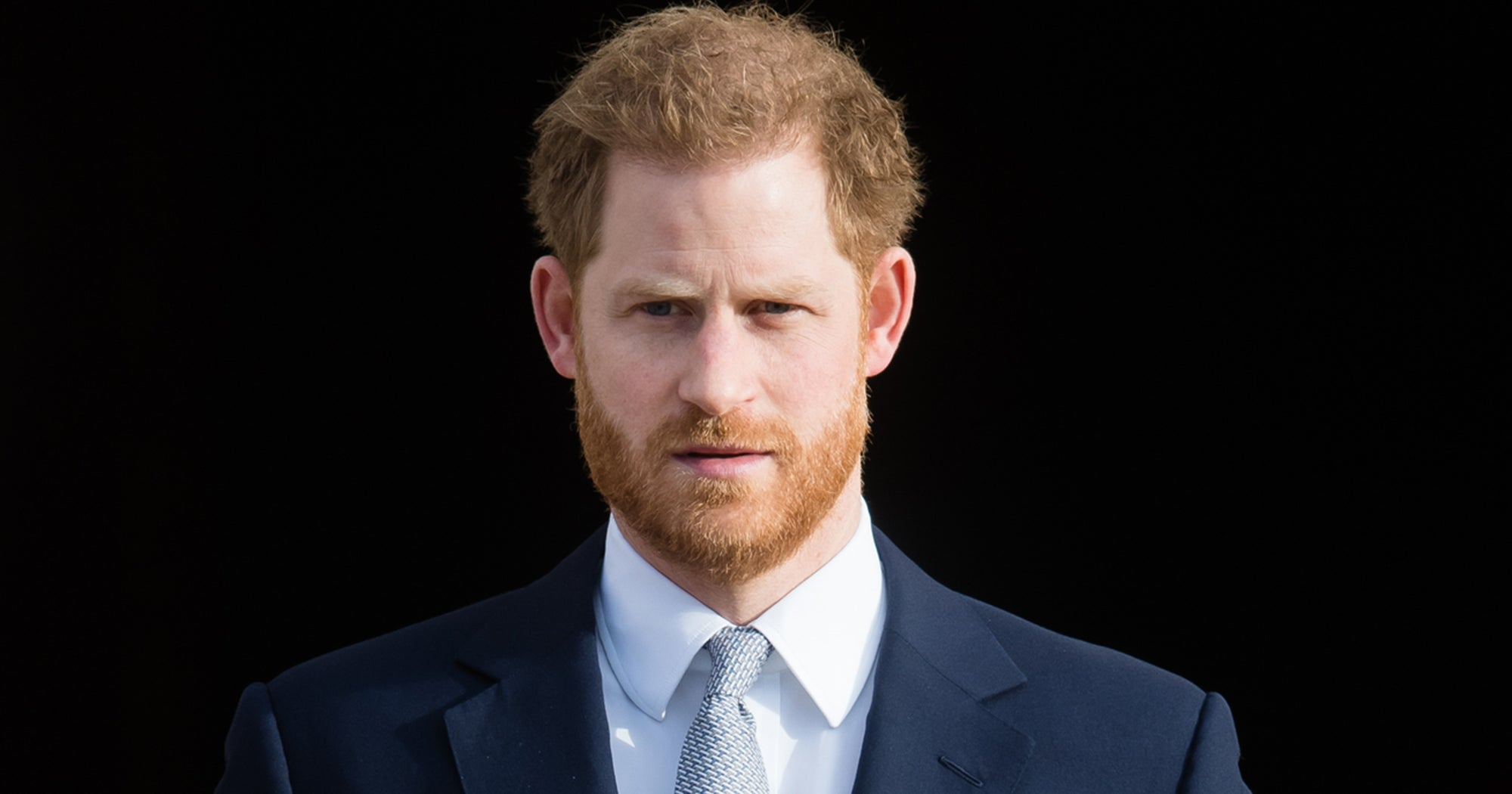 Prince Harry Just Changed His Name — Sorta